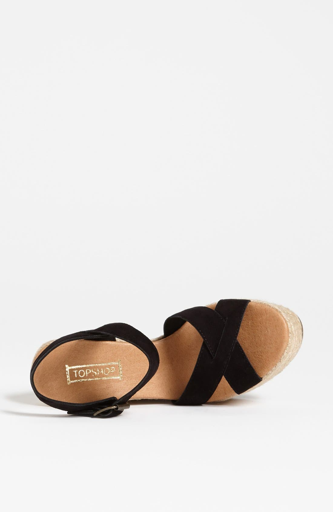 Alternate Image 3  - Topshop 'Whispered' Sandal