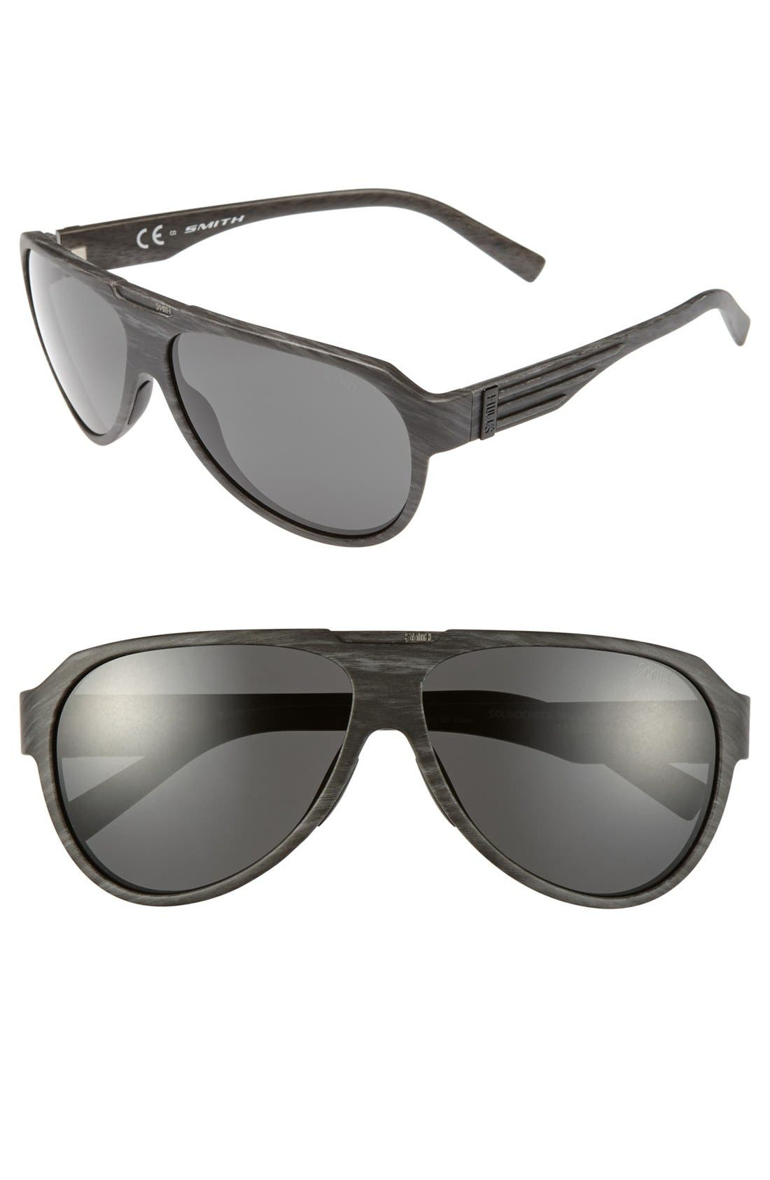Alternate Image 1 Selected - Smith 'Soundcheck' 60mm Sunglasses