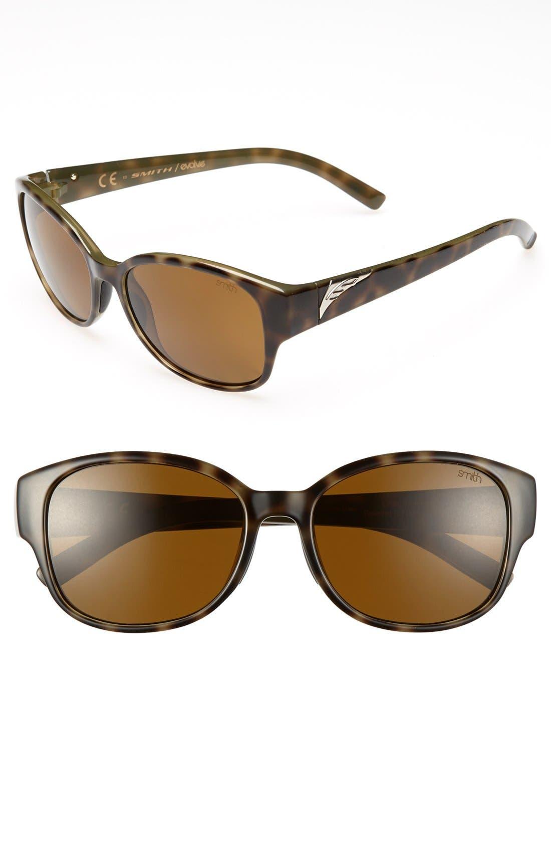 Alternate Image 1 Selected - Smith 'Lyric' 54mm Sunglasses