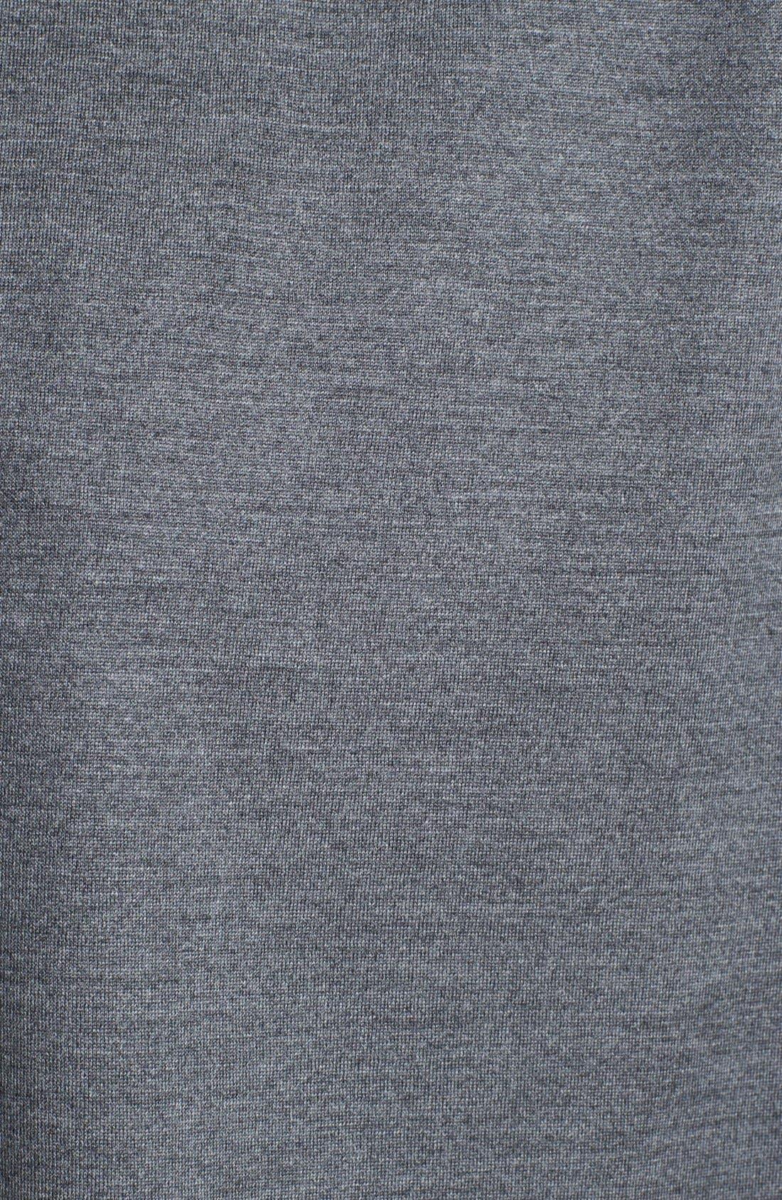 Alternate Image 3  - Thom Browne Merino Wool Pocket T-Shirt