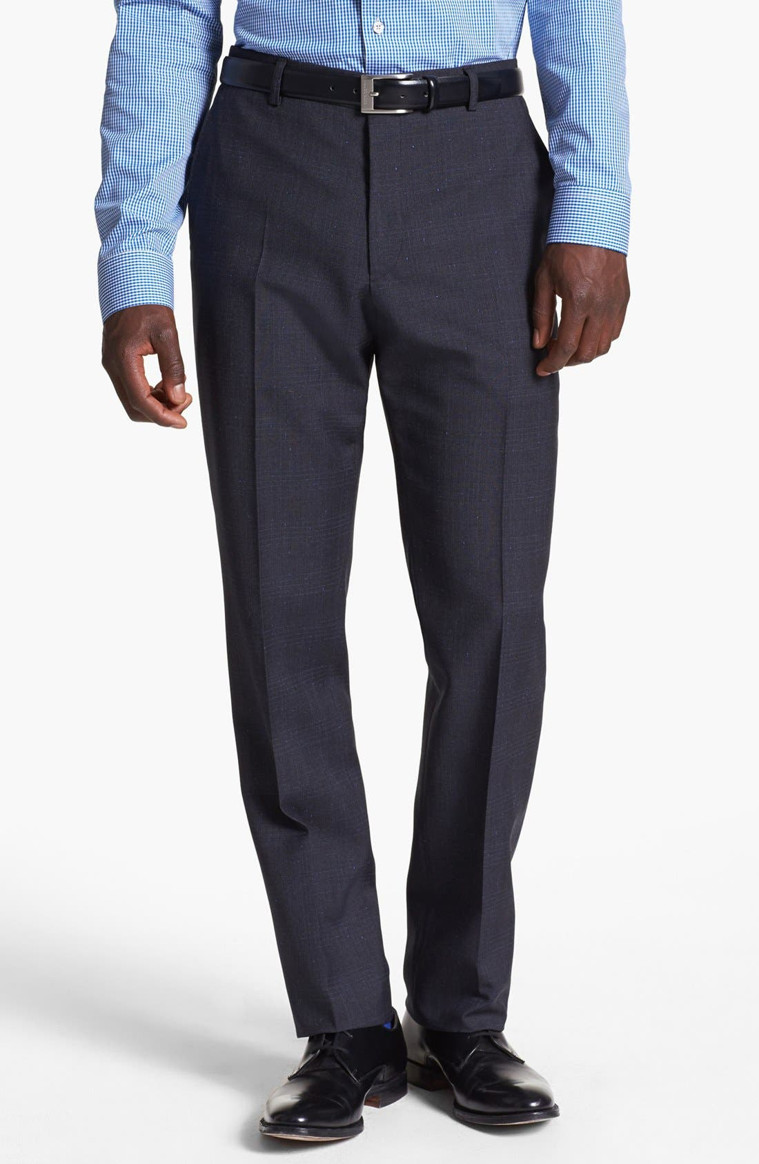 Alternate Image 5  - Paul Smith London Plaid Wool Suit