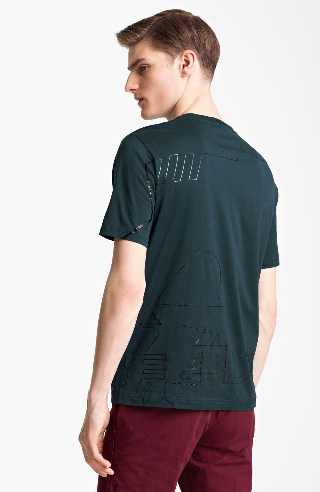 Alternate Image 2  - Lanvin Geometric Graphic T-Shirt