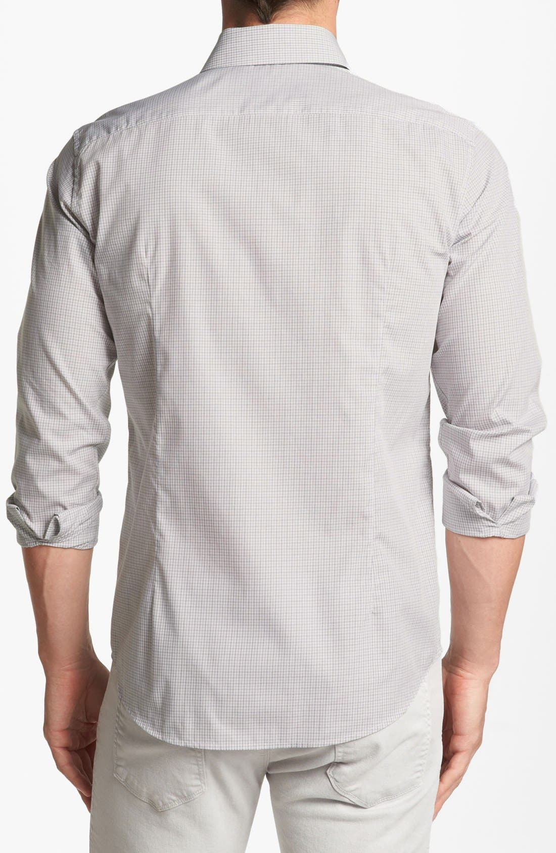 Alternate Image 2  - BOSS HUGO BOSS 'Ronny' Slim Fit Sport Shirt