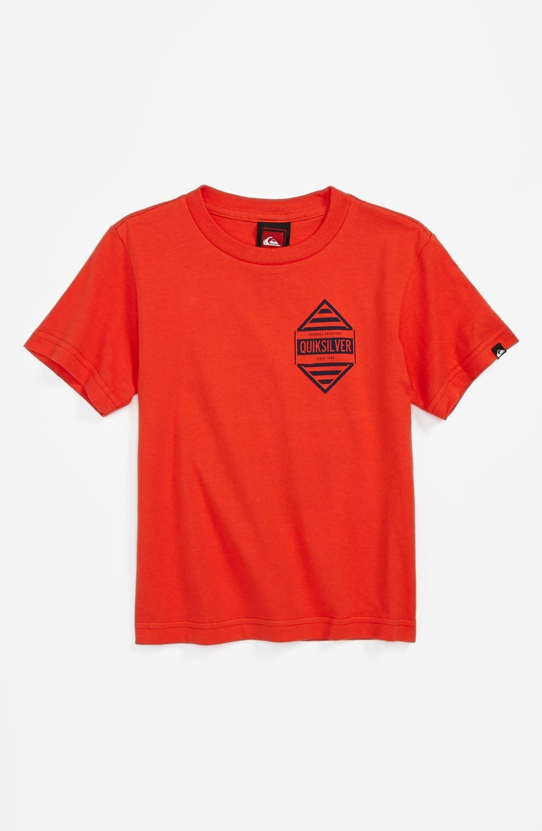 Alternate Image 1 Selected - Quiksilver 'Answer' T-Shirt (Toddler Boys)