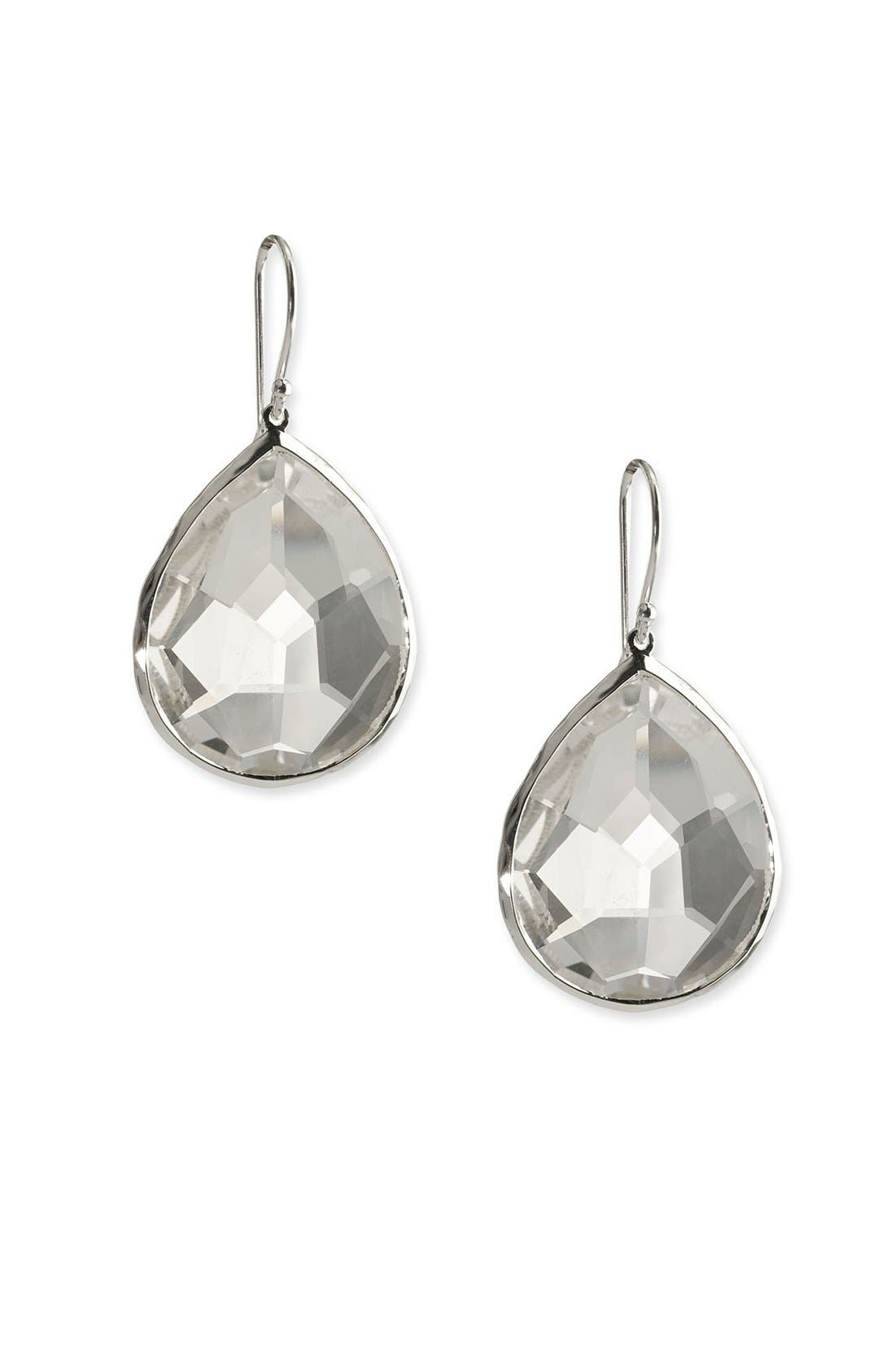Alternate Image 1 Selected - Ippolita 'Wonderland' Teardrop Earrings (Online Only)