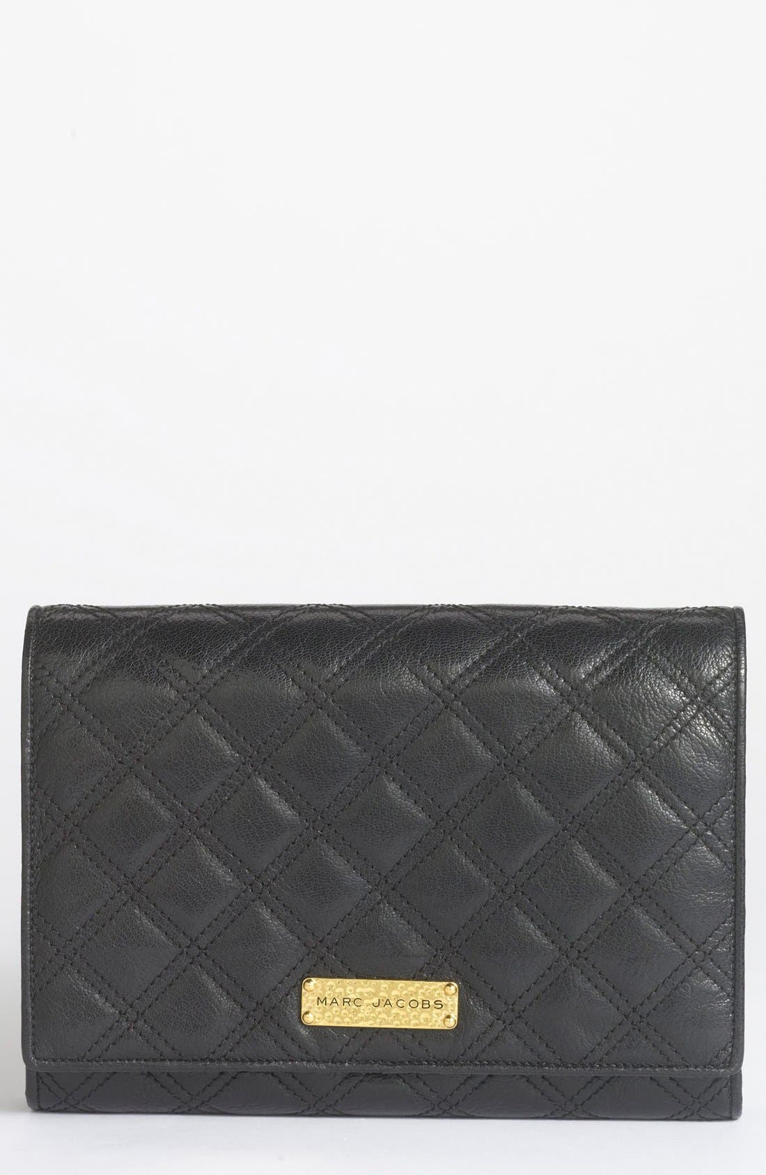 Alternate Image 1 Selected - MARC JACOBS 'Baroque' Crossbody Clutch