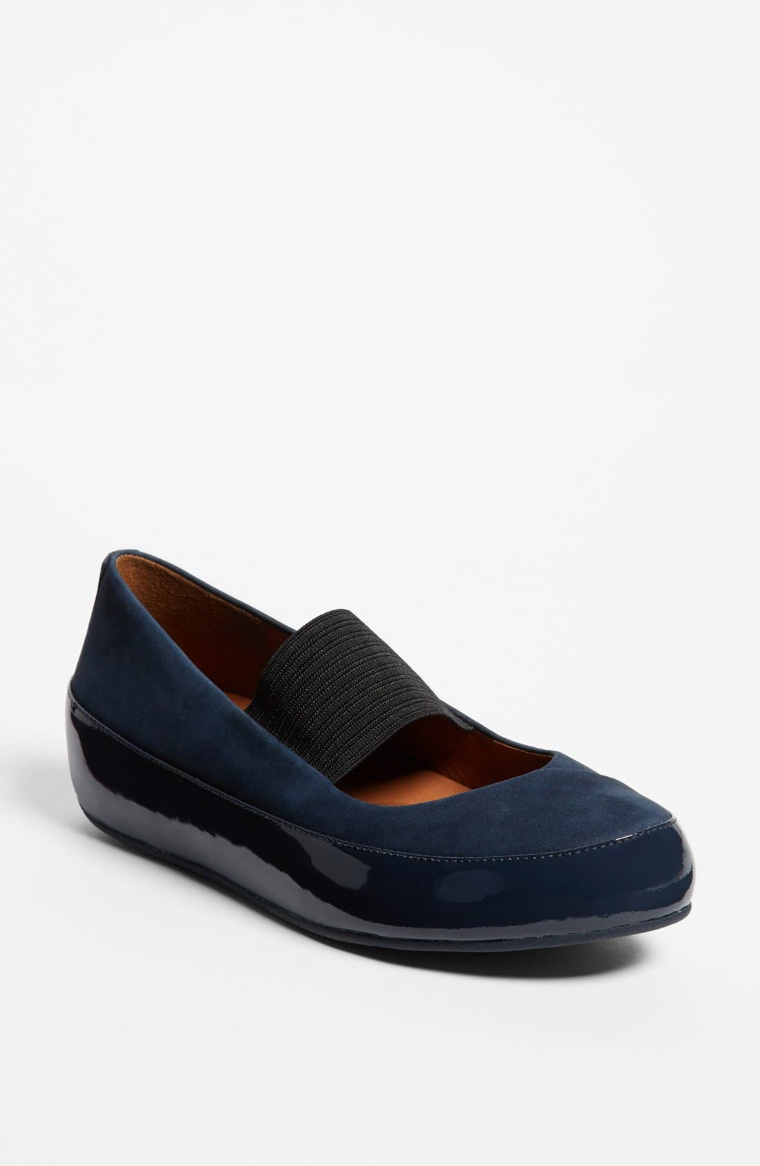 Main Image - FitFlop 'Dué™' Mary Jane Flat