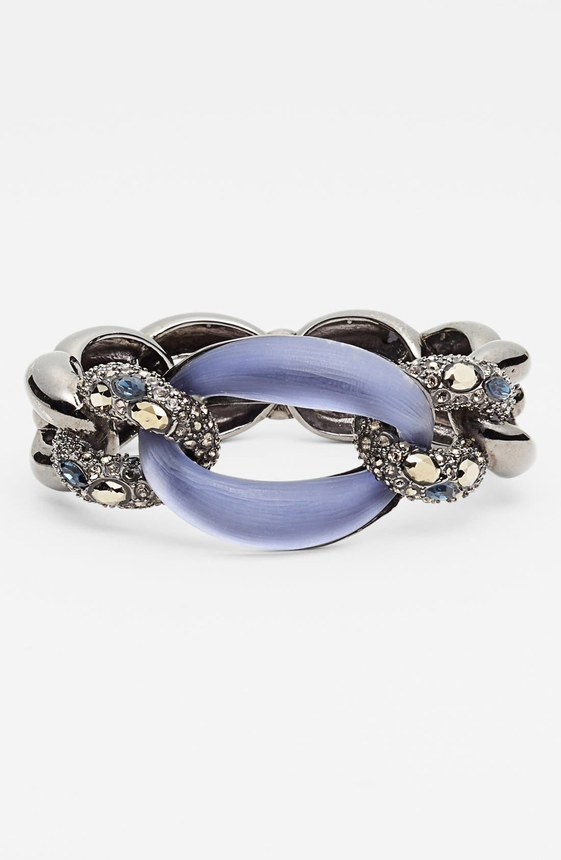 Main Image - Alexis Bittar 'Lucite® - Neo Bohemian' Link Hinged Bracelet