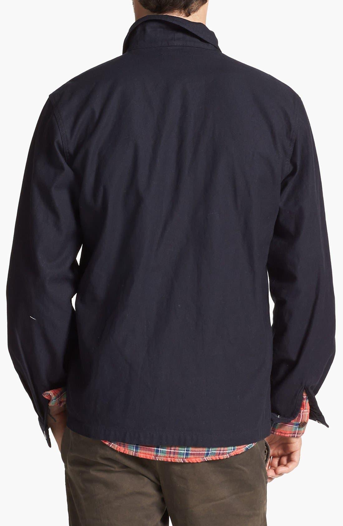 Alternate Image 2  - Brixton 'Survey' Twill Jacket