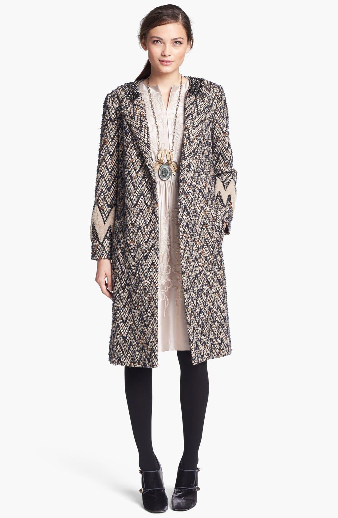 Alternate Image 4  - Tory Burch 'Jessie' Silk Dress