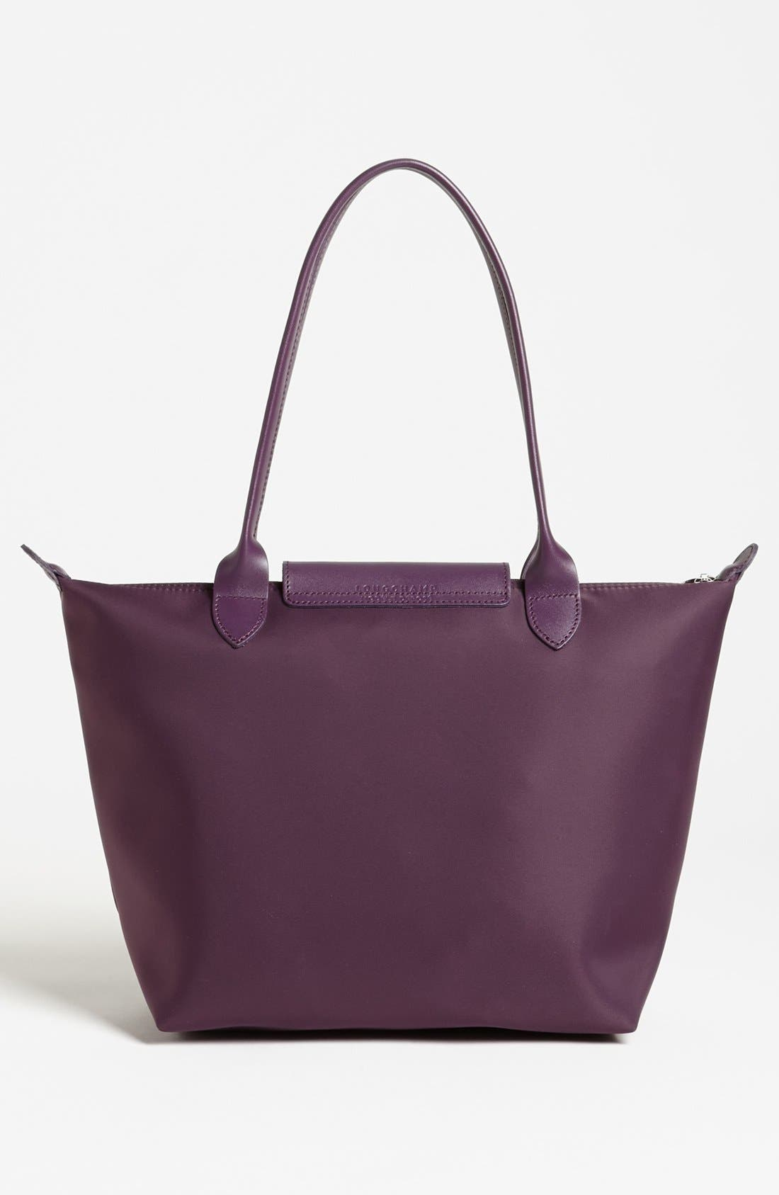 Alternate Image 4  - Longchamp 'Small Planetes' Tote