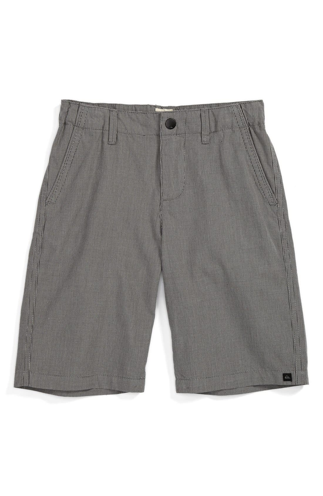 Alternate Image 1 Selected - Quiksilver 'Nugget' Shorts (Little Boys)