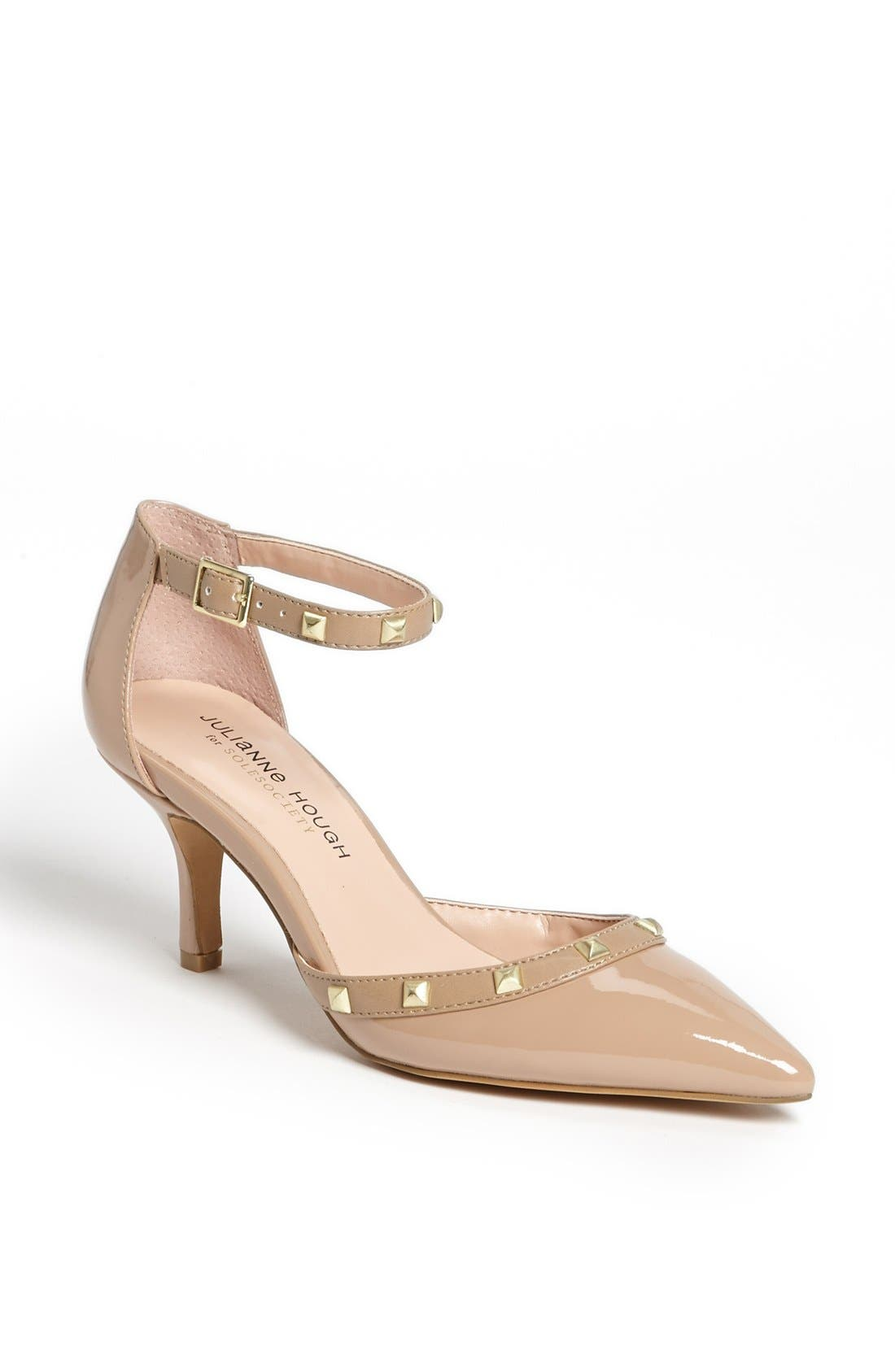 Alternate Image 1 Selected - Julianne Hough for Sole Society 'Anneke' Pump