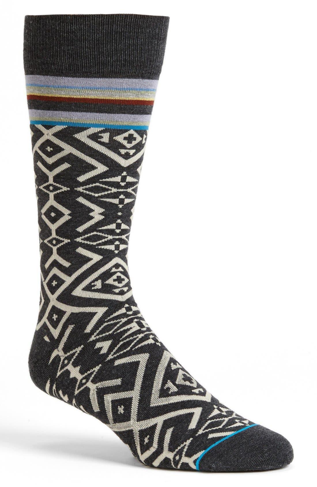 Alternate Image 1 Selected - Stance 'Casablanca' Socks