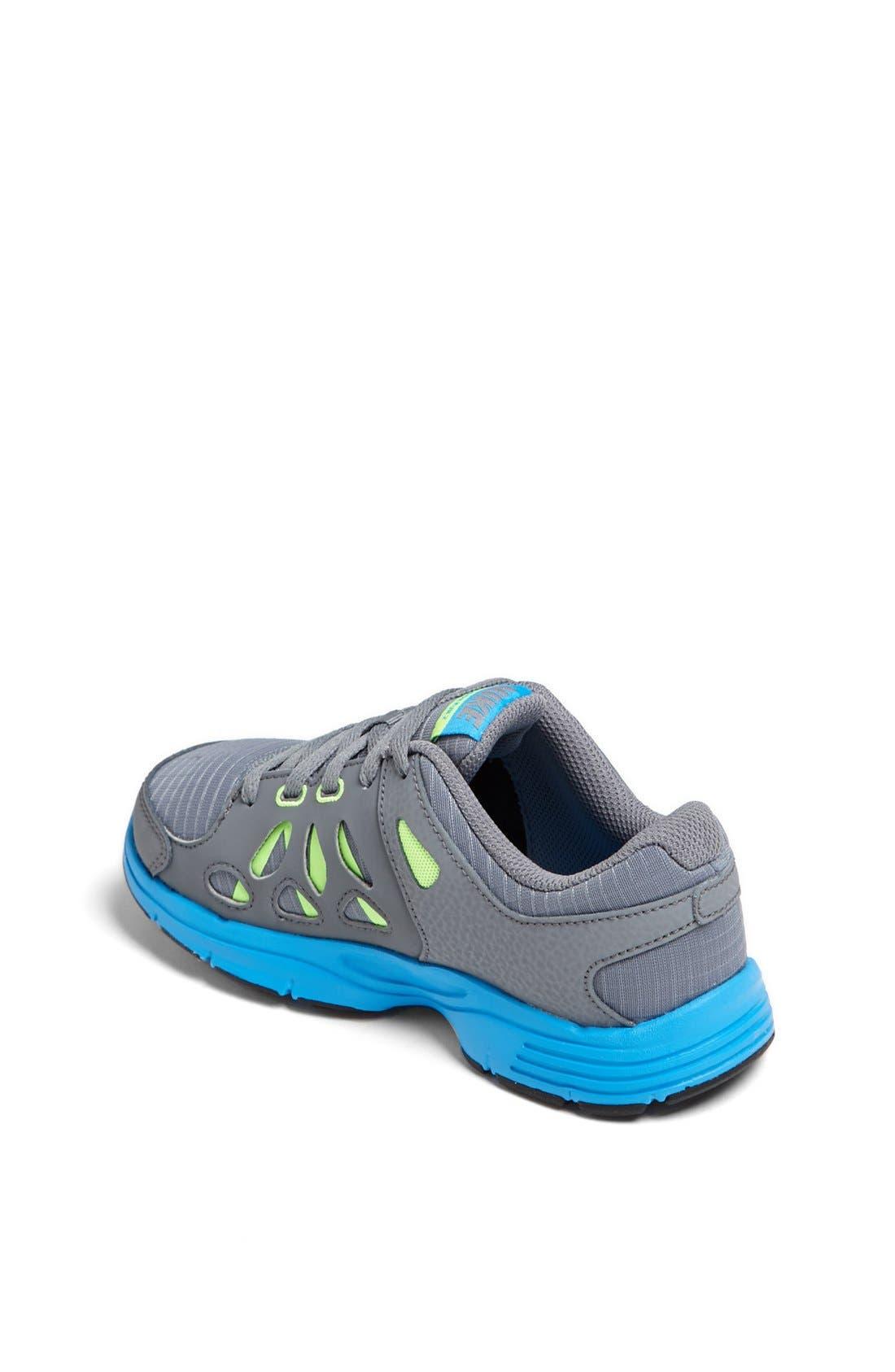 Alternate Image 2  - Nike 'Dual Fusion' Sneaker (Little Kid)