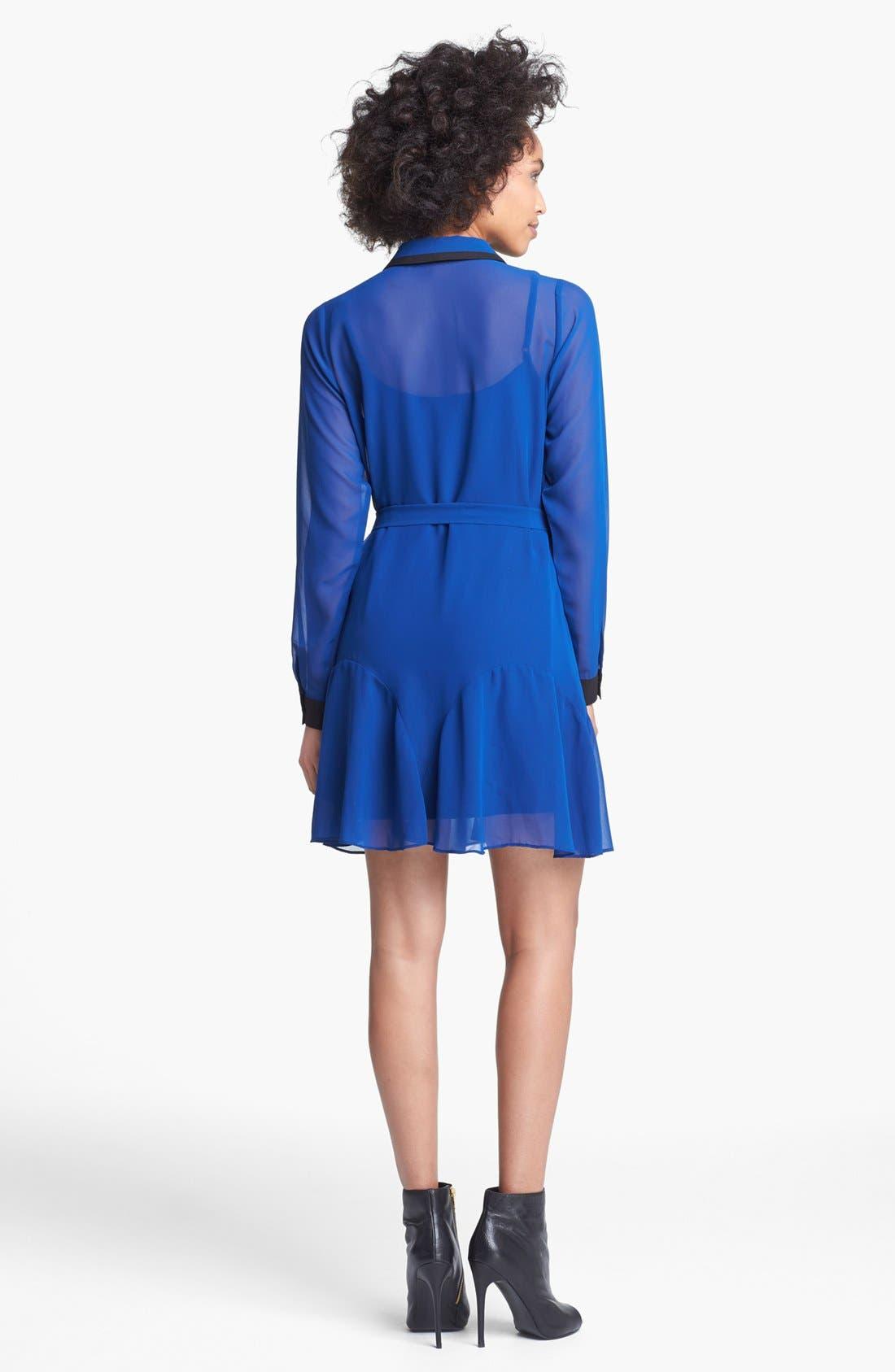 Alternate Image 2  - Jessica Simpson 'Adelynn' Shirtdress