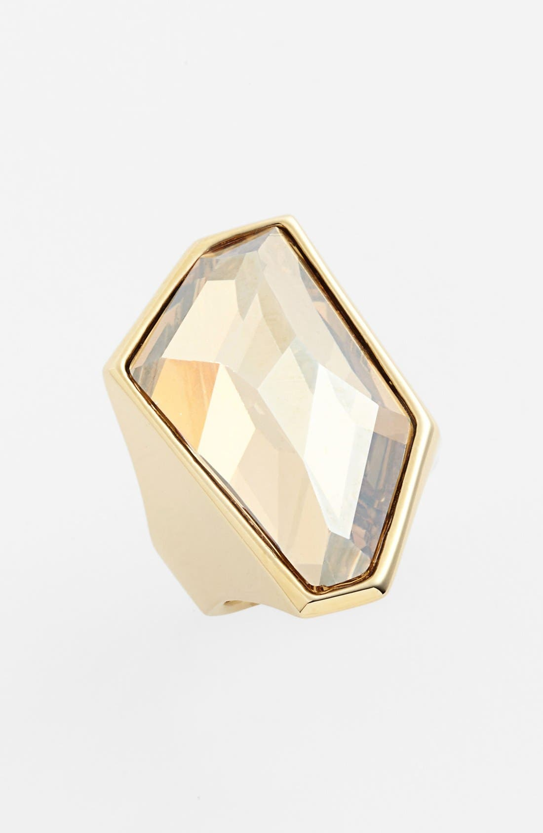 Alternate Image 1 Selected - St. John Collection Crystal Cocktail Ring
