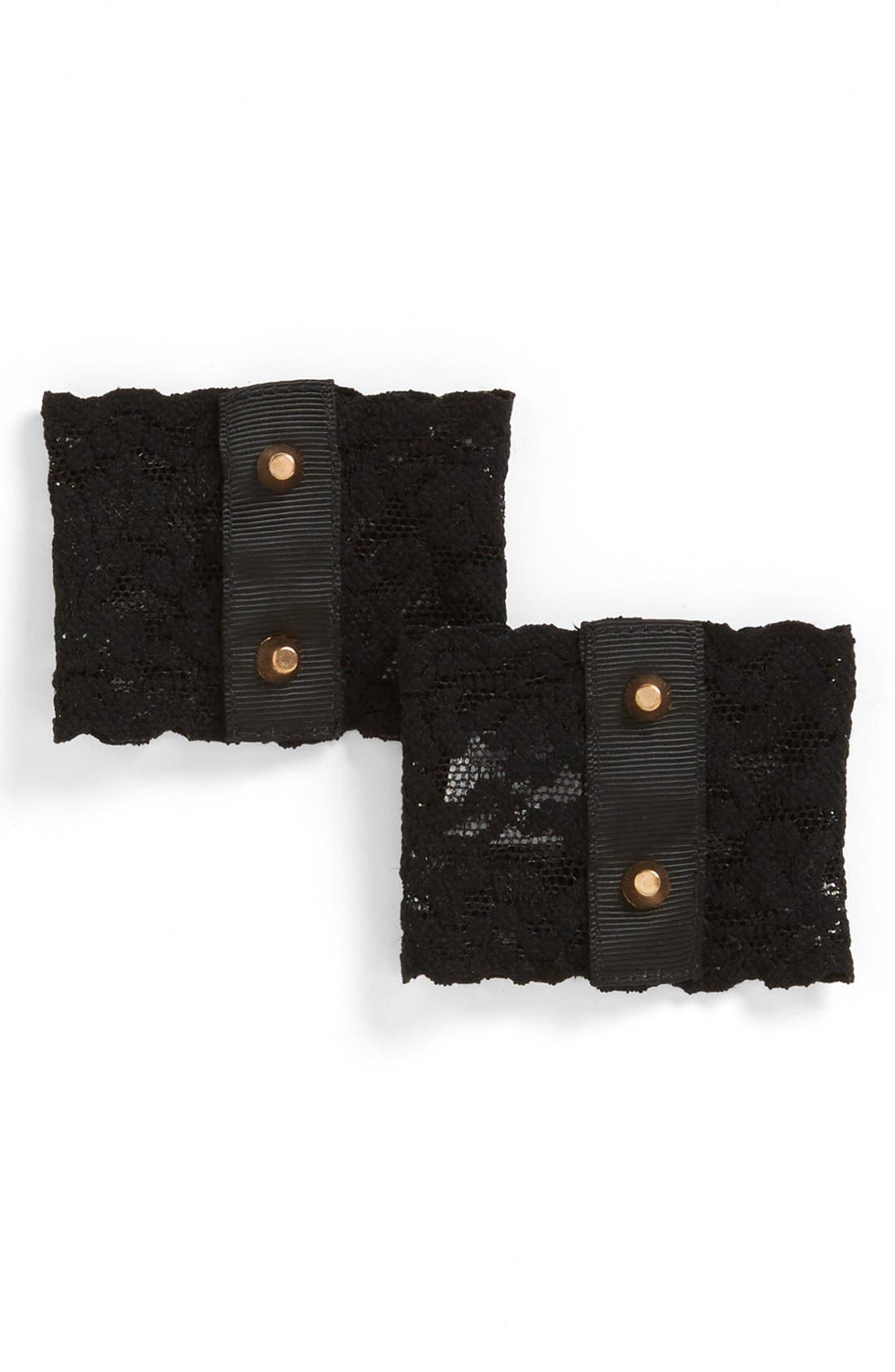 Alternate Image 3  - Hanky Panky 'After Midnight' Studded Cuffs