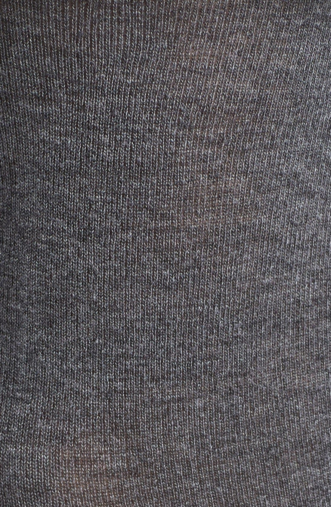 Alternate Image 2  - Halogen® Sweater Tights