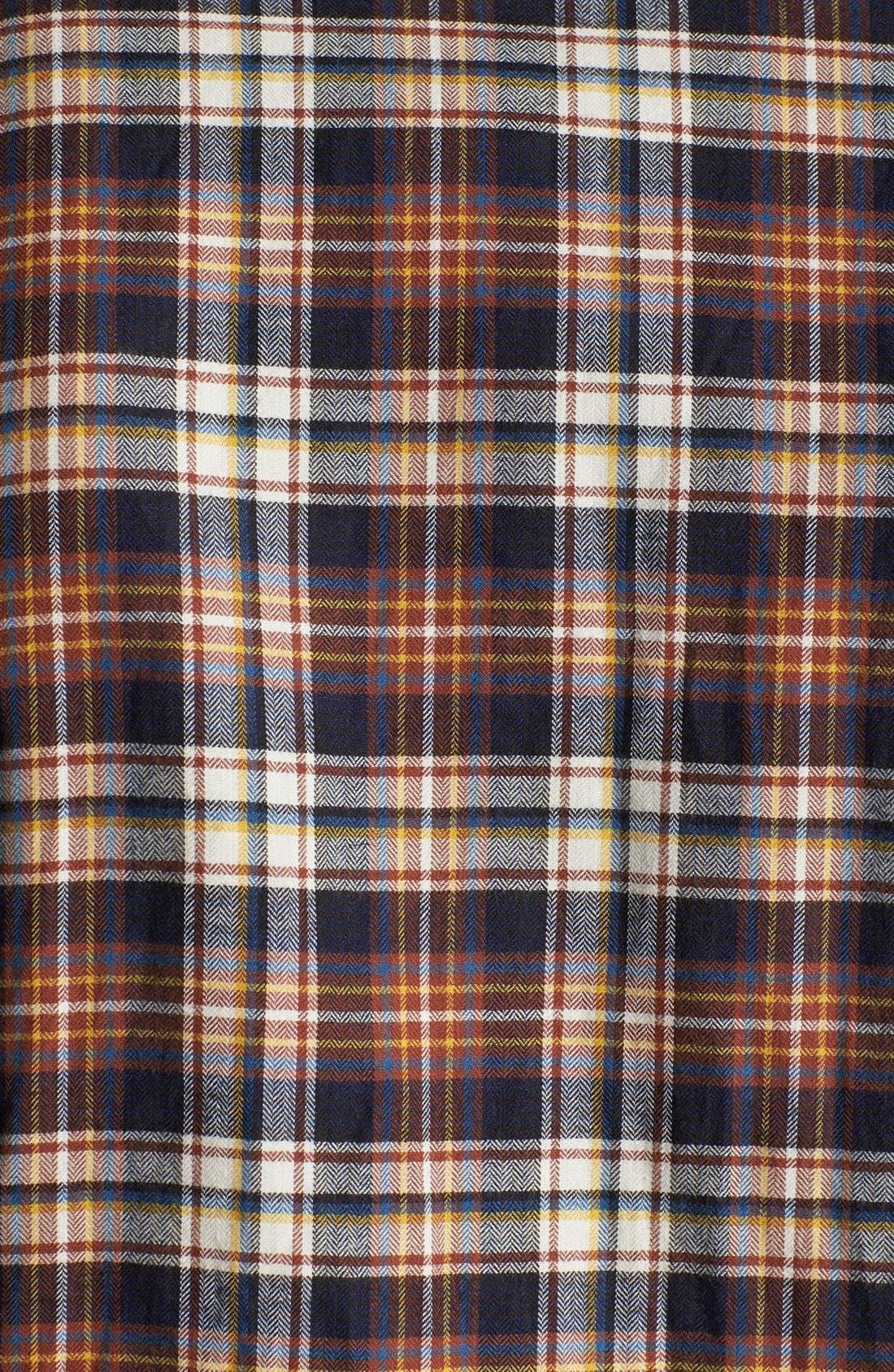 Alternate Image 3  - Billy Reid 'John T' Plaid Shirt