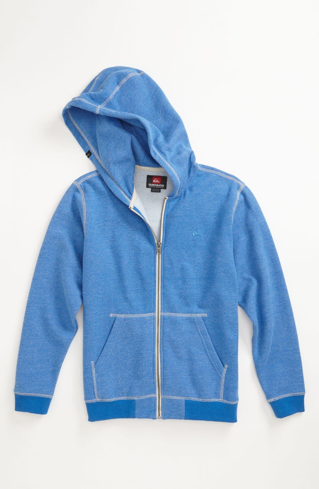 Main Image - Quiksilver 'Hartley' Hoodie (Little Boys) (Online Only)
