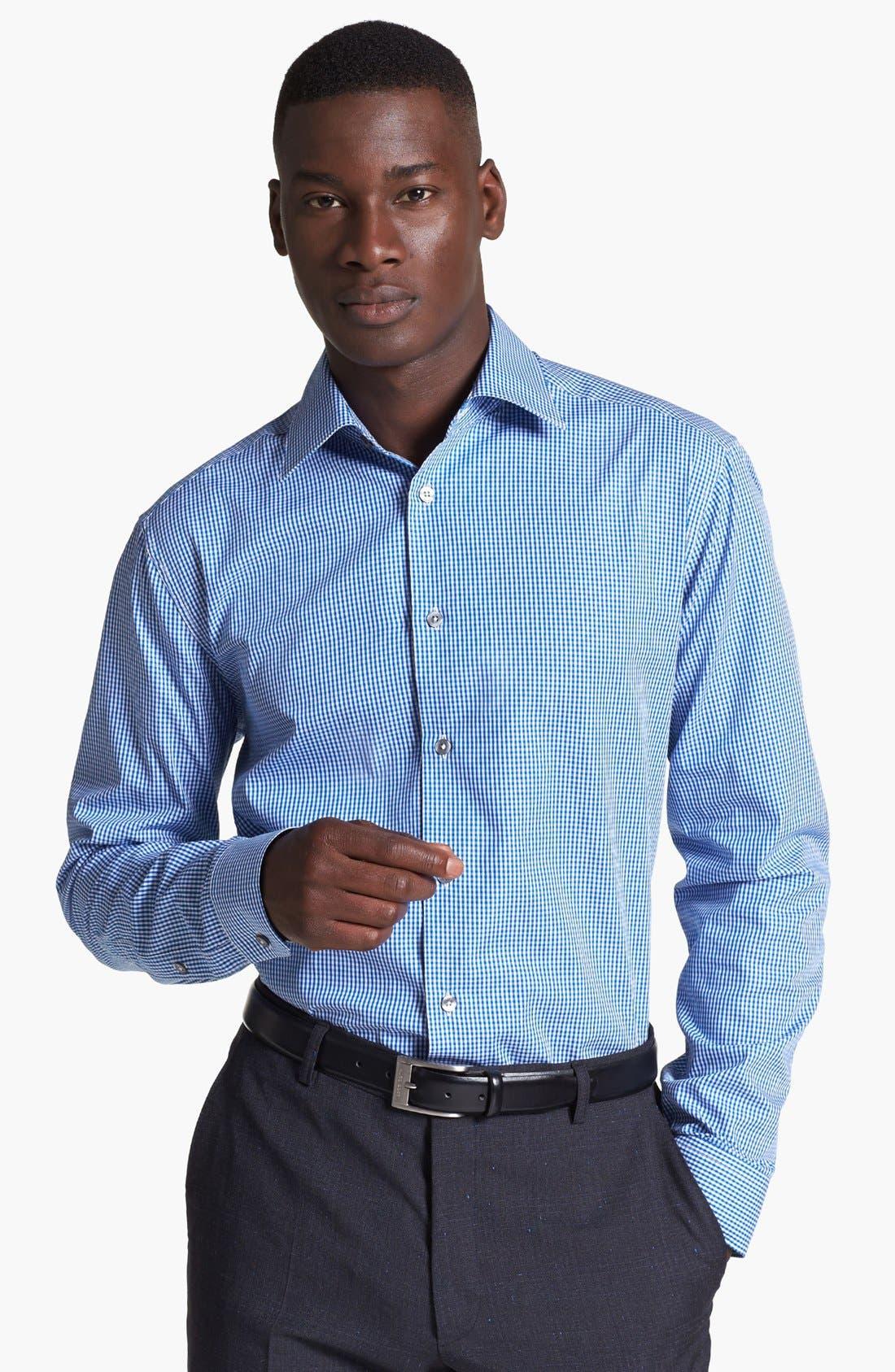 Main Image - Paul Smith London Check Cotton Shirt