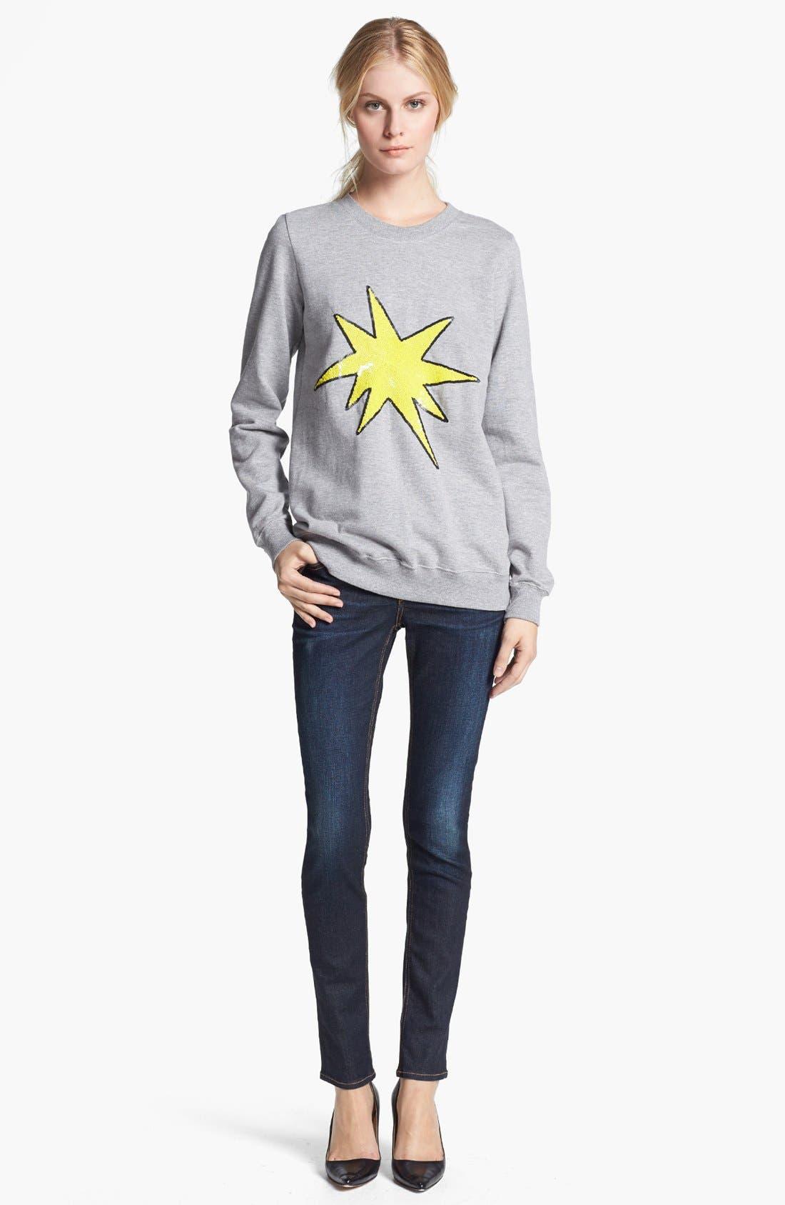 Alternate Image 2  - Markus Lupfer 'Explosive Star' Sweatshirt