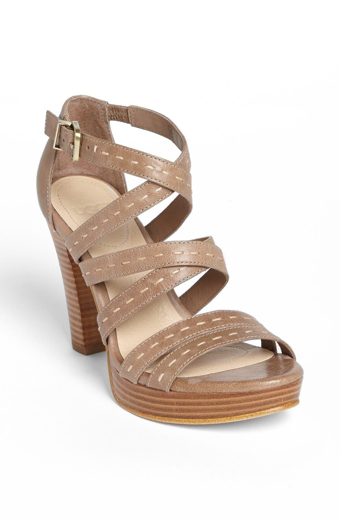 Main Image - UGG® Australia 'Foxe' Sandal