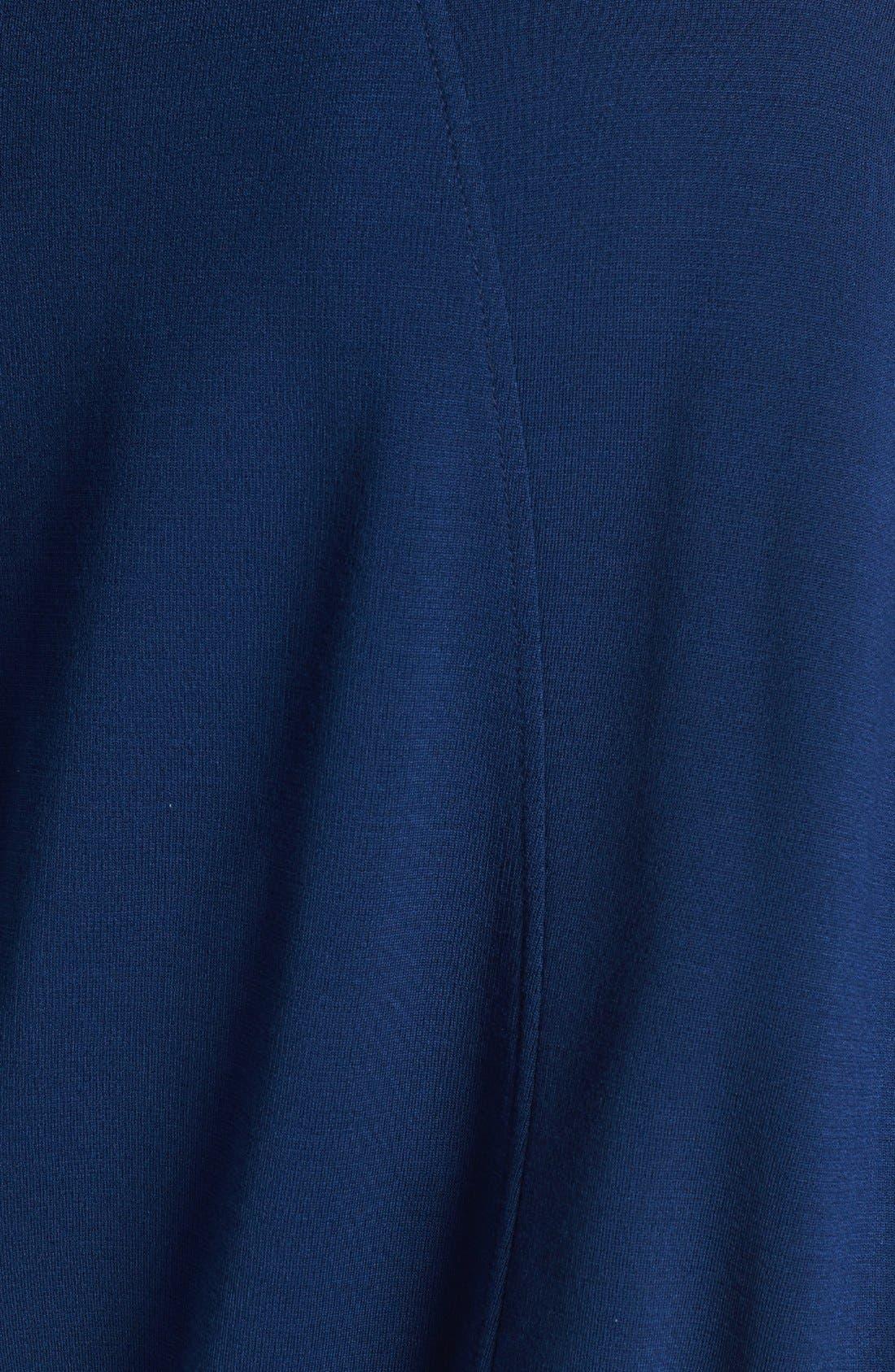 Alternate Image 5  - St. John Collection Milano Knit Cape Jacket