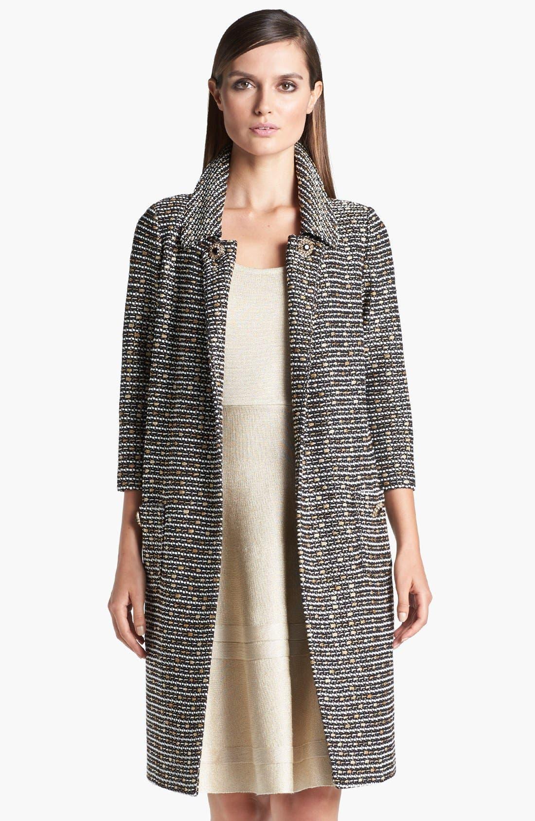 Main Image - St. John Collection Coat & Dress