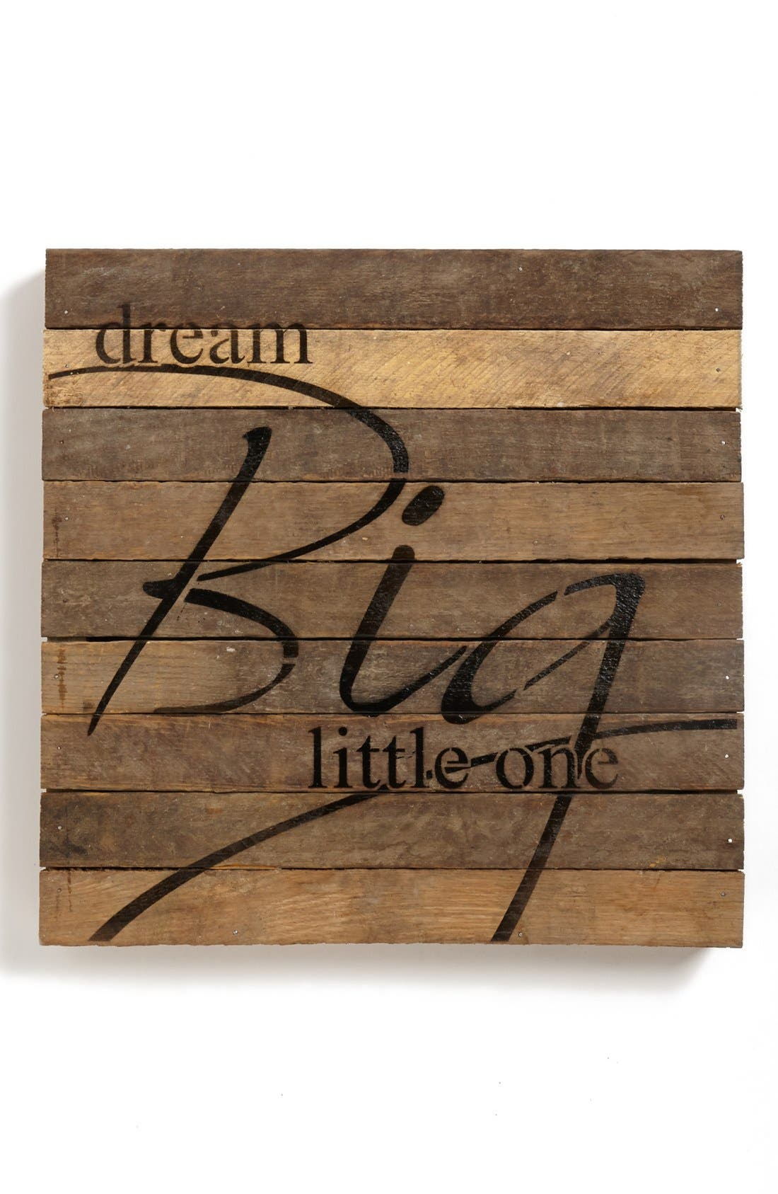 Alternate Image 1 Selected - 'Dream Big Little One' Wall Art
