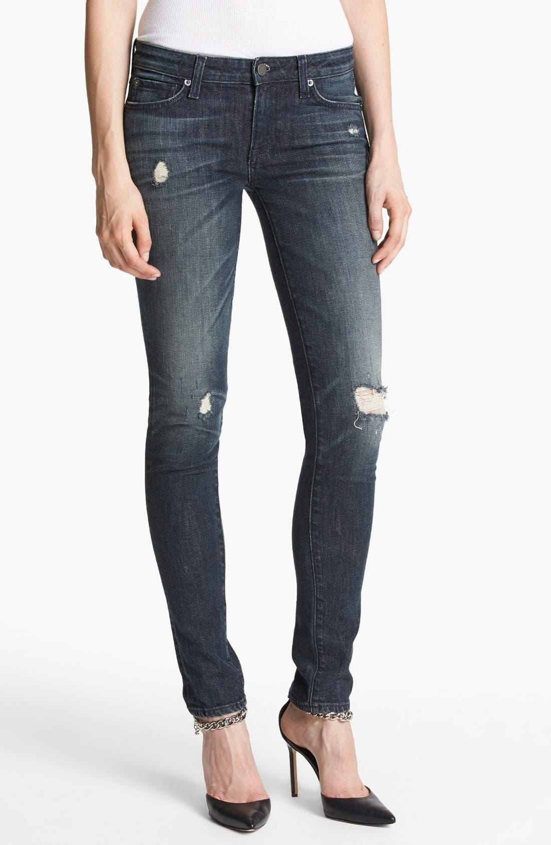 Alternate Image 1 Selected - TEXTILE Elizabeth and James 'Kate' Skinny Jeans
