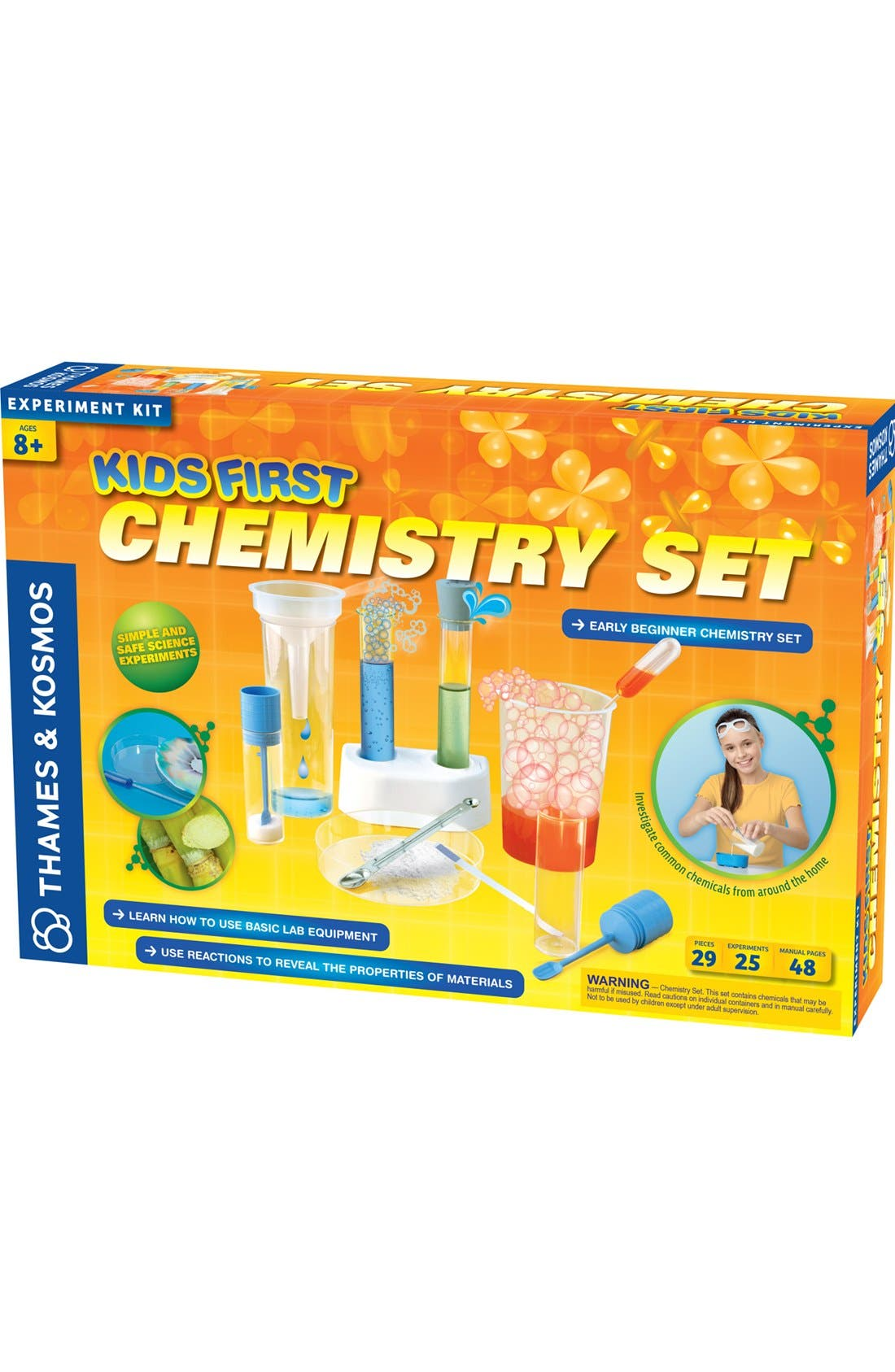 'Kids First Chemistry Set',                             Alternate thumbnail 2, color,                             No Color