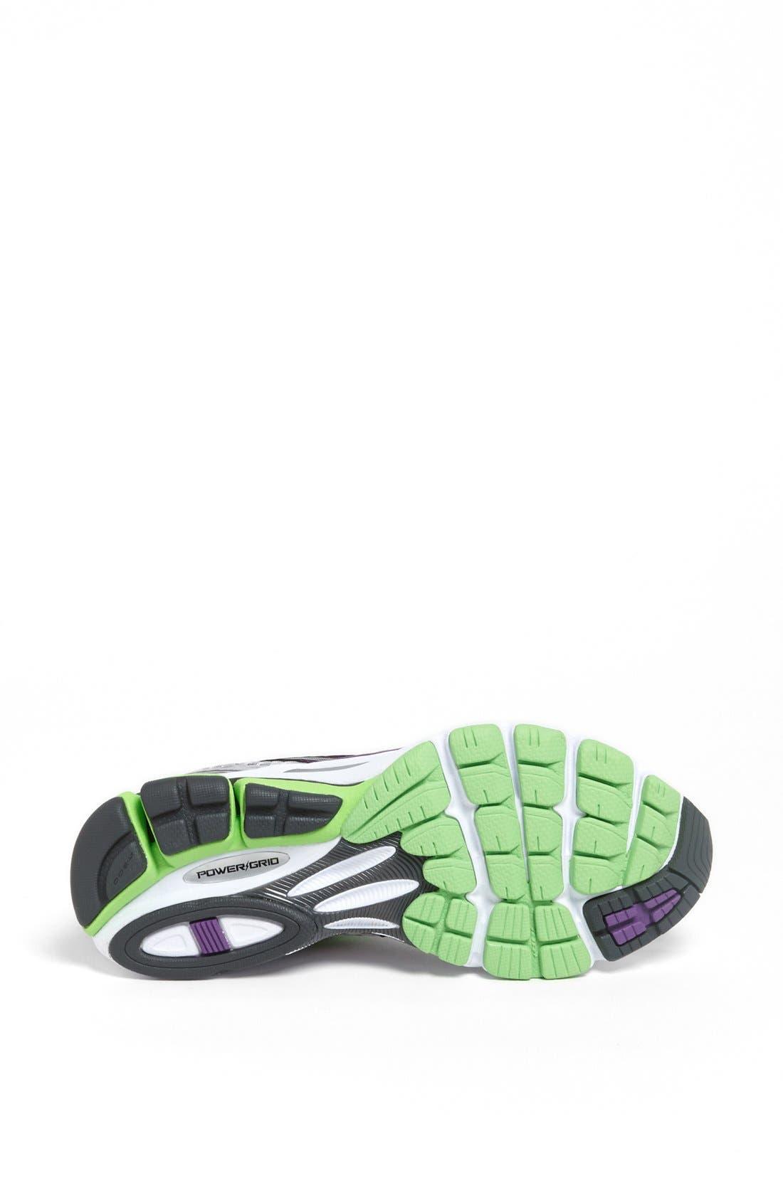 Alternate Image 4  - Saucony 'PowerGrid Triumph 10' Running Shoe (Women)