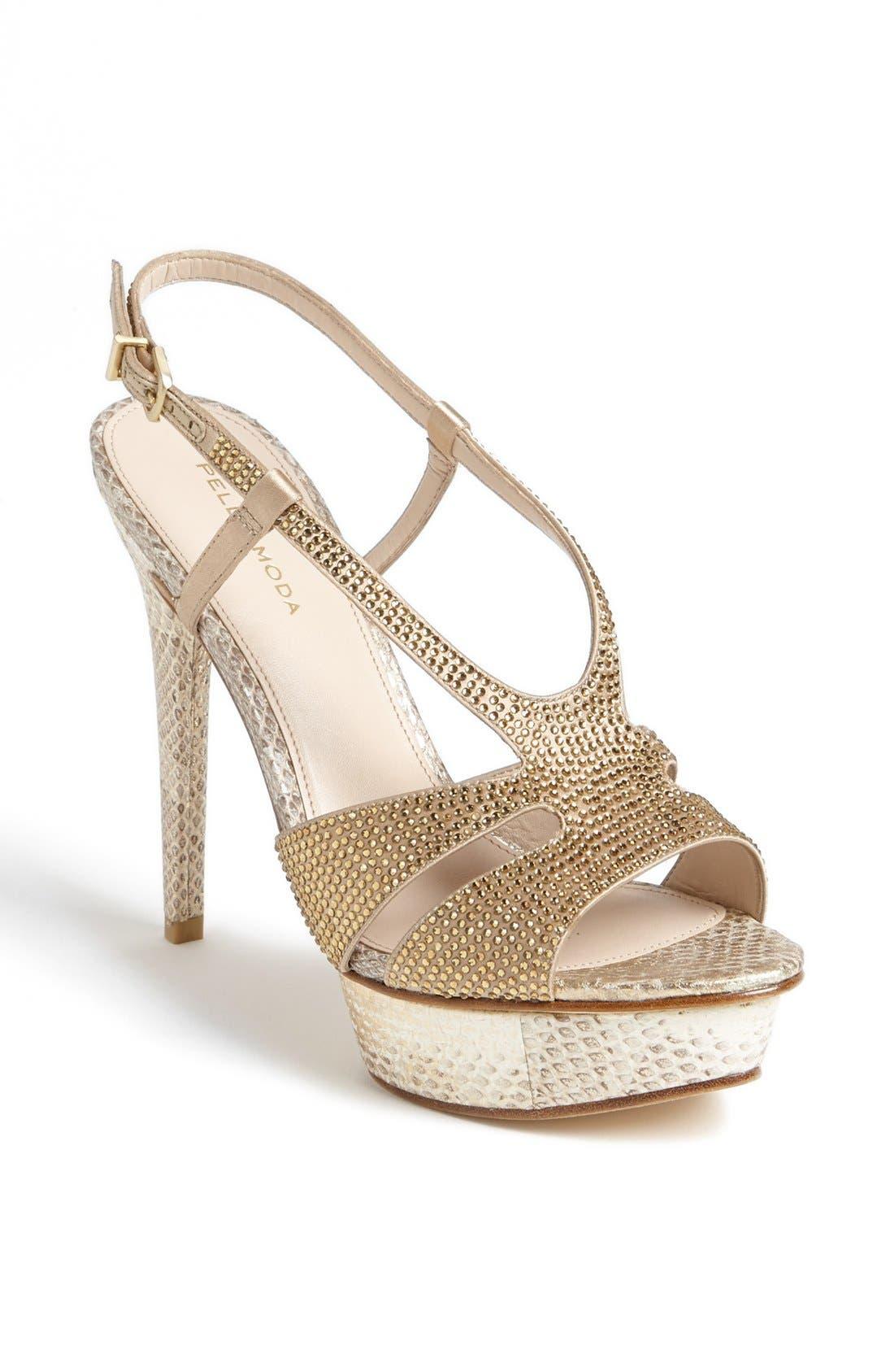 Alternate Image 1 Selected - Pelle Moda 'Hana' Sandal