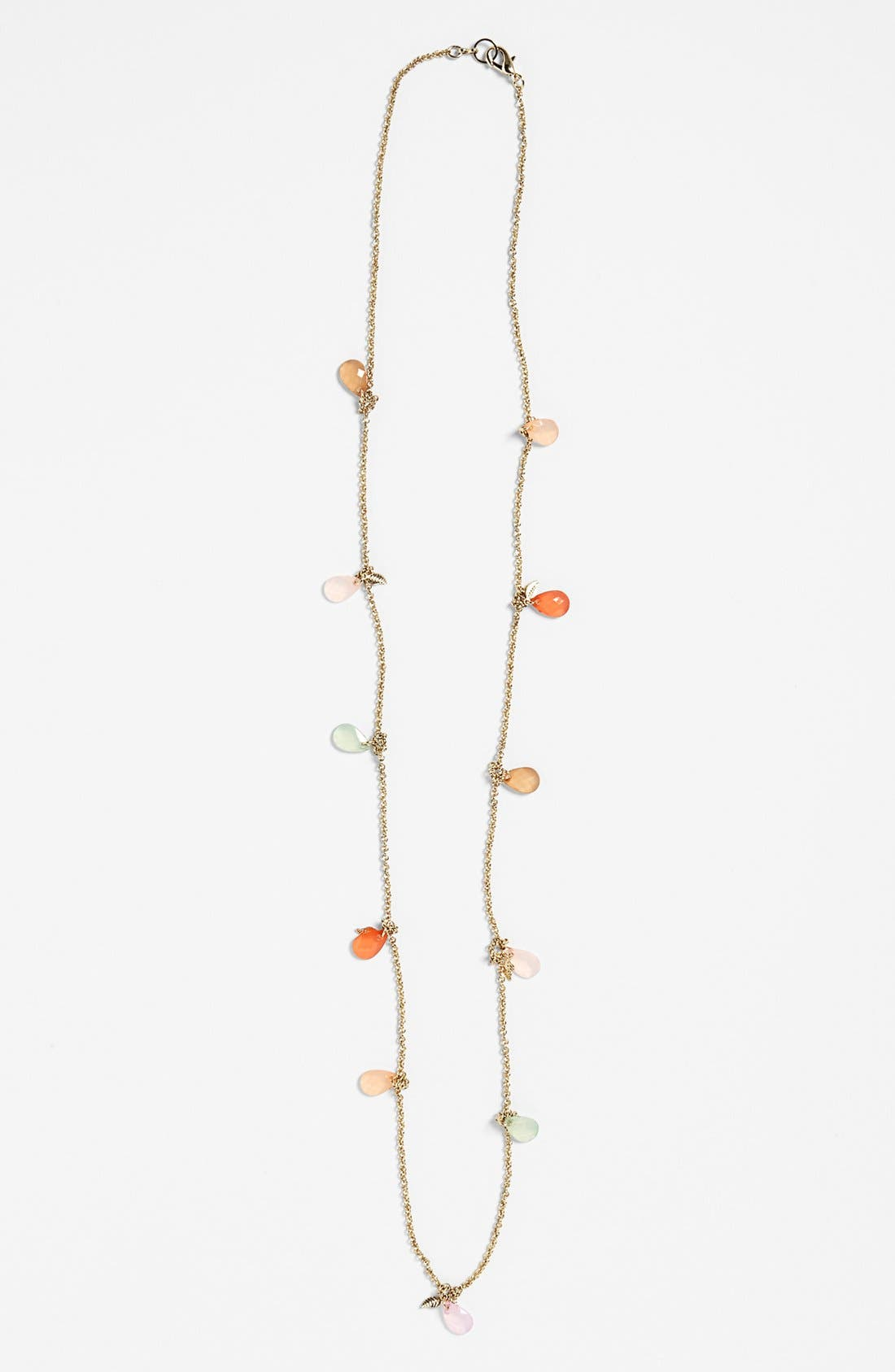 Main Image - Rachel Layering Necklace (Juniors)