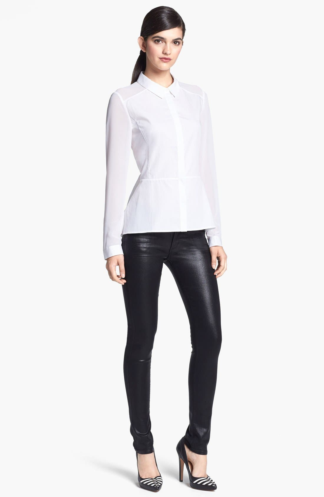 Alternate Image 1 Selected - Trouvé Shirt & Leggings