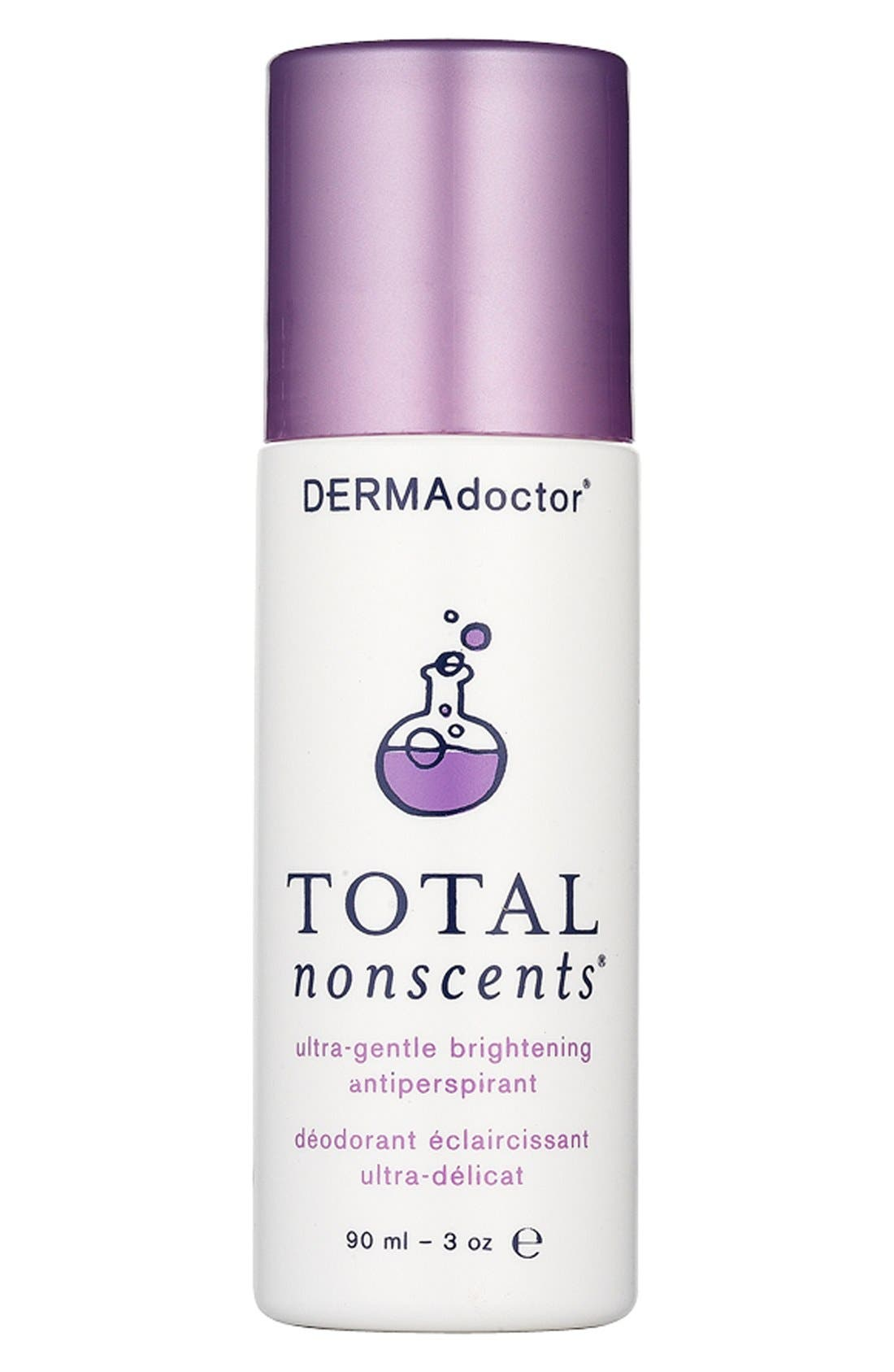 DERMAdoctor 'Total Nonscents™' Ultra-Gentle Brightening Antiperspirant