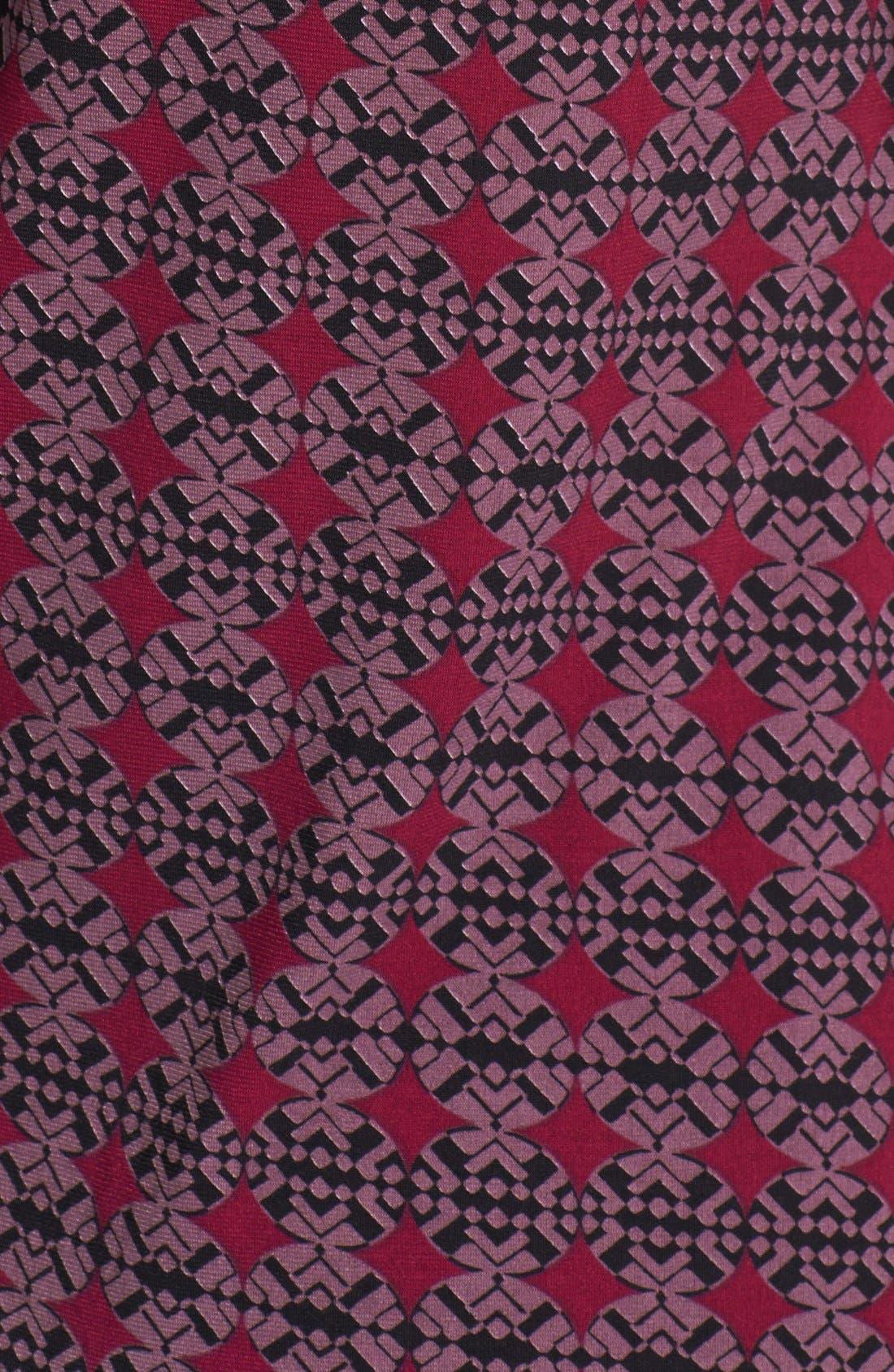 Alternate Image 3  - Halogen® Button Front Knit Blouse