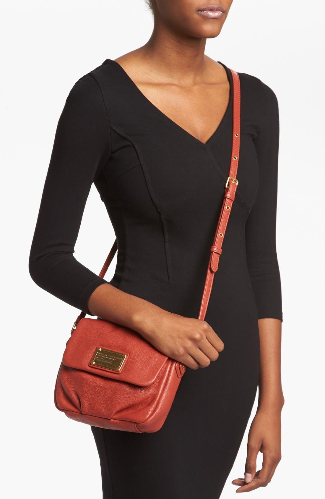 Alternate Image 2  - MARC BY MARC JACOBS 'Classic Q - Isabelle' Crossbody Bag, Small