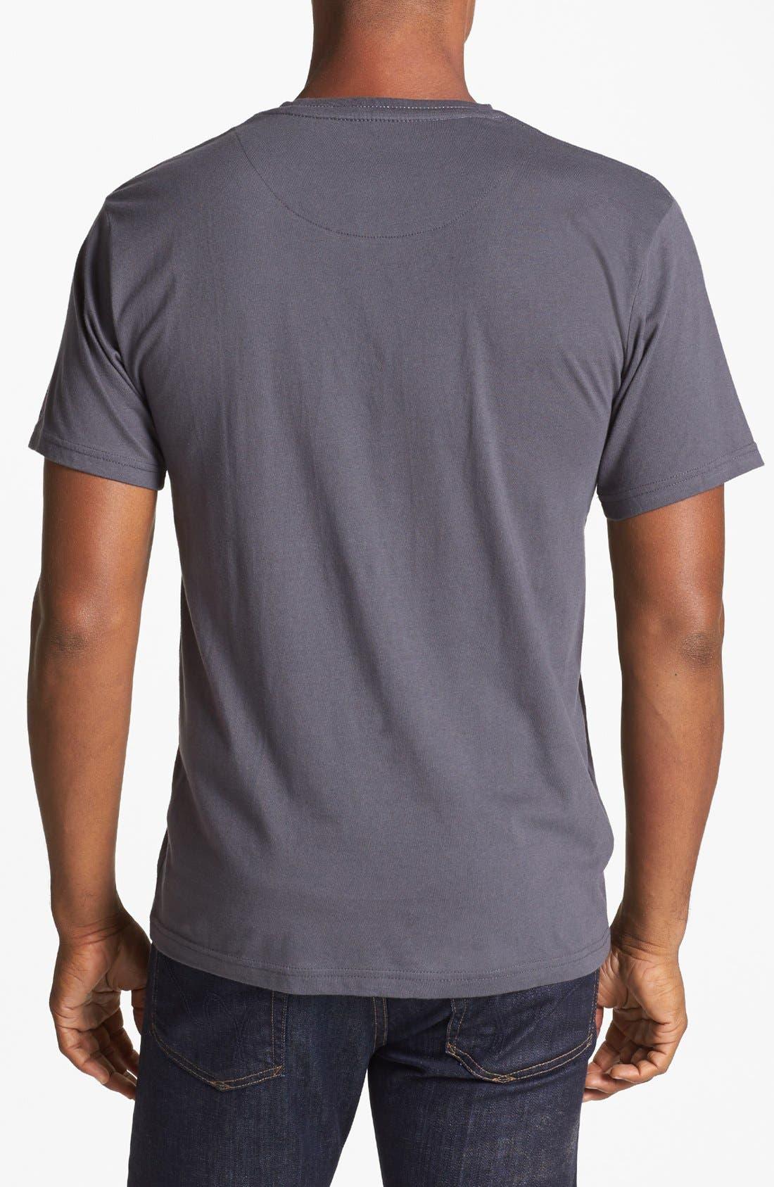 Alternate Image 2  - Mitchell & Ness 'San Antonio Spurs' T-Shirt