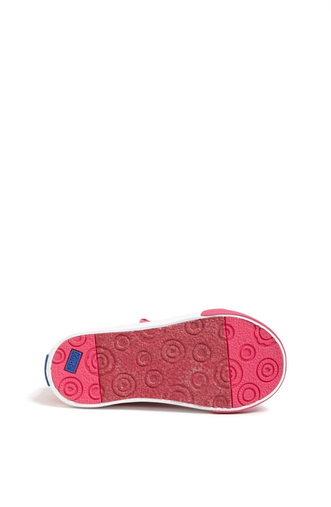 Alternate Image 4  - Keds® 'Sparklynne' Sneaker (Walker & Toddler)