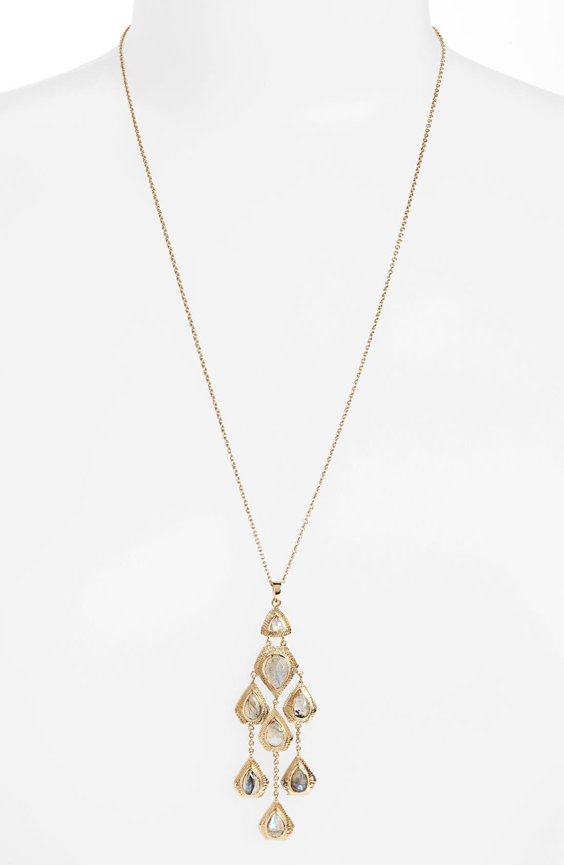 Alternate Image 1 Selected - Melinda Maria 'Mosaic - Annabel' Necklace