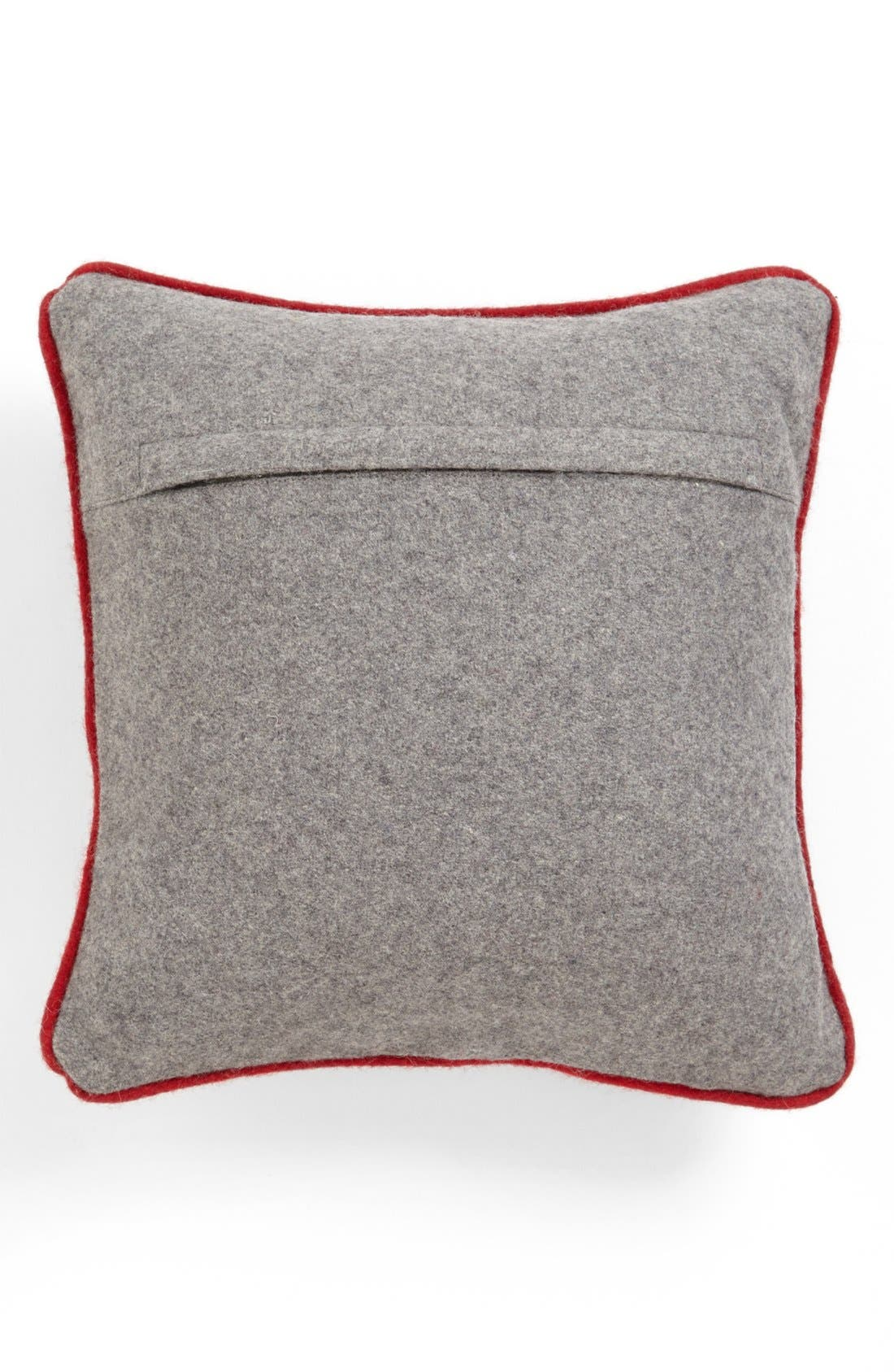 Alternate Image 2  - Shiraleah 'Merry Christmas' Square Pillow