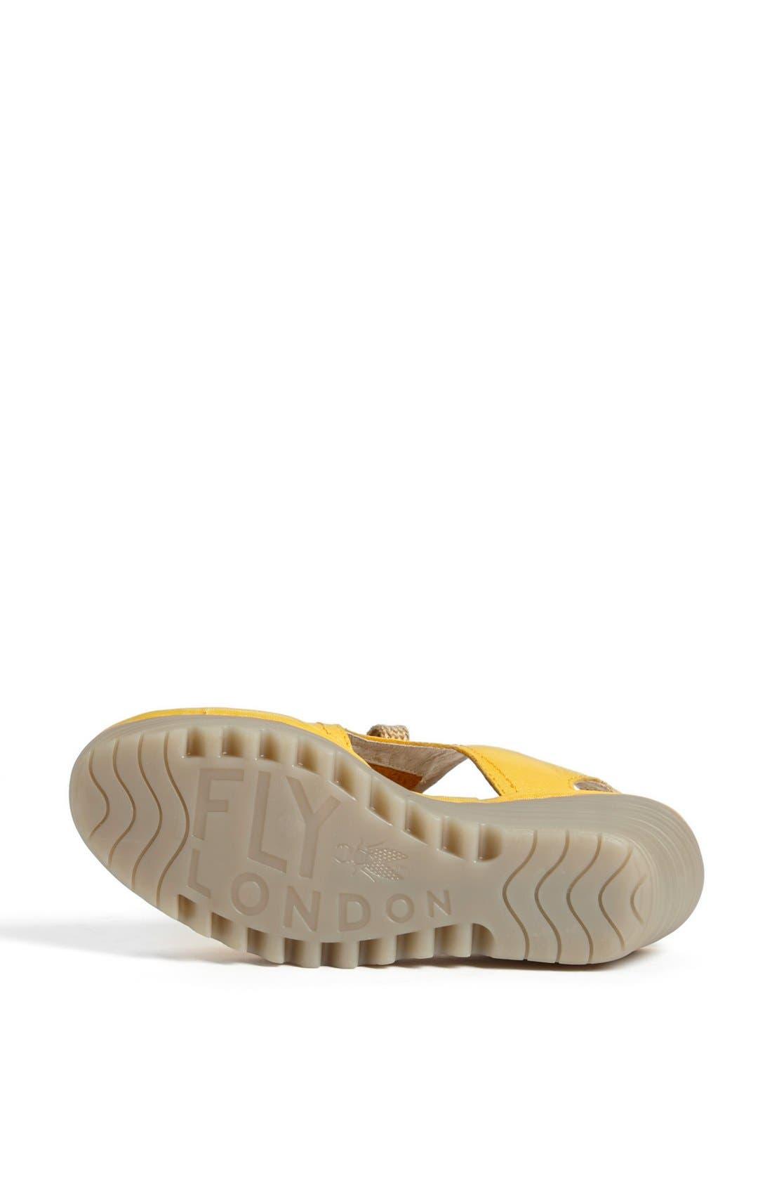 Alternate Image 4  - Fly London 'Ylva' Sandal