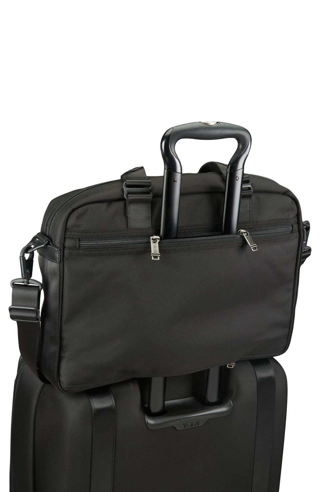 Alternate Image 5  - Tumi 'Alpha Bravo - Pinckney' Flap Briefcase