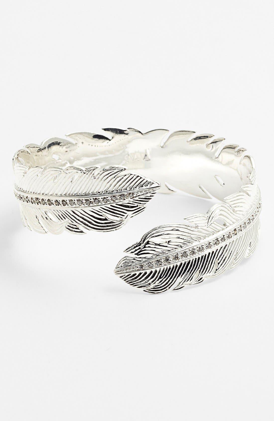 Alternate Image 1 Selected - Melinda Maria 'Nina' Feather Cuff