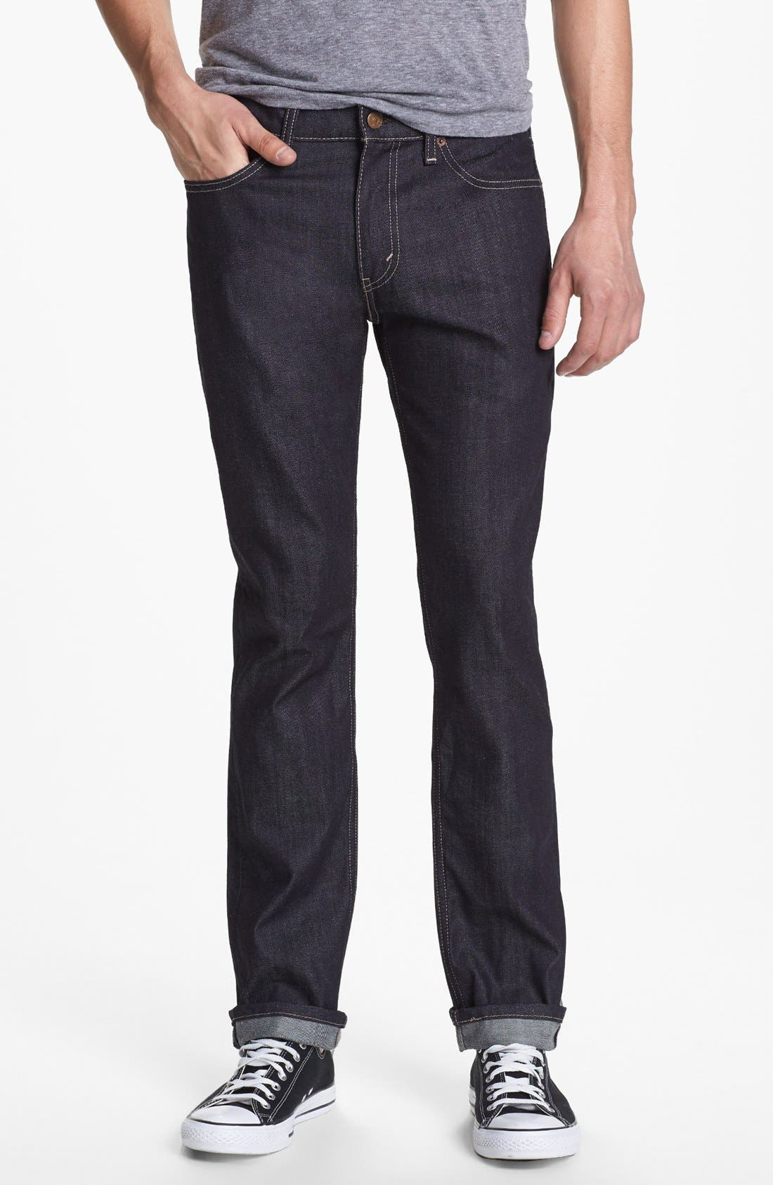 Alternate Image 1 Selected - Levi's® '511™' Slim Fit Jeans (Rigid Dragon)