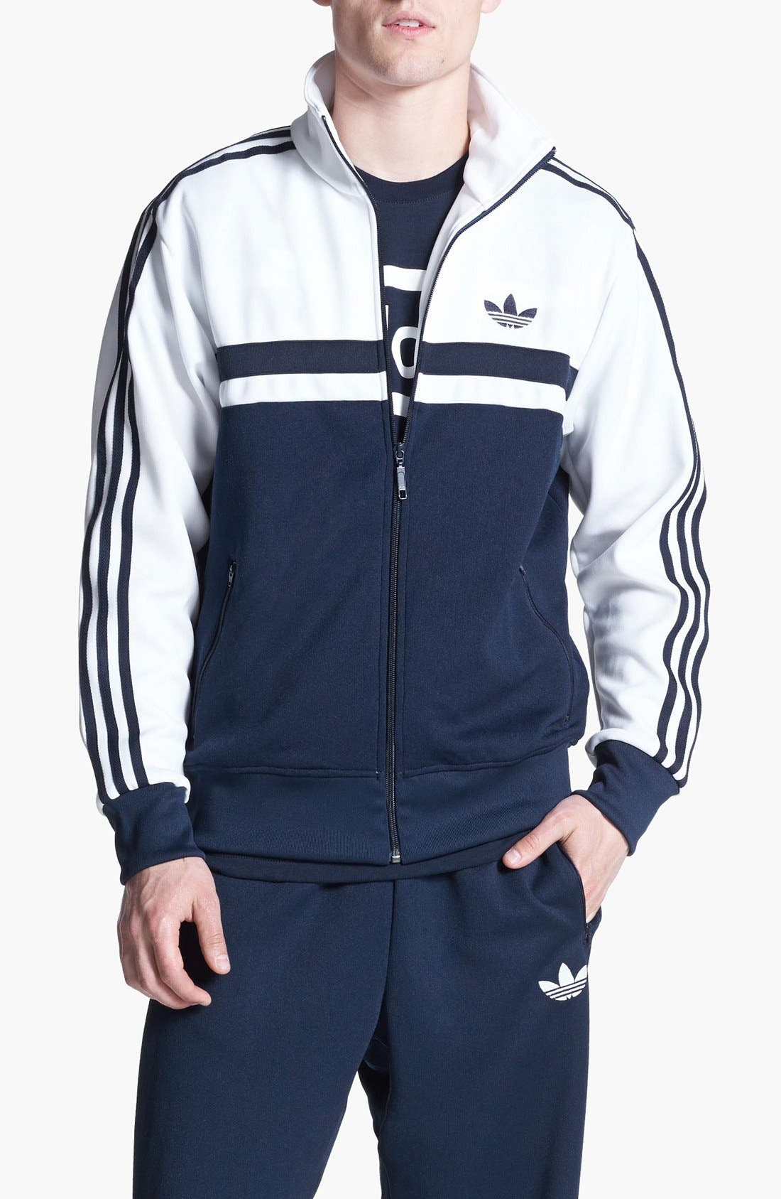 Alternate Image 1 Selected - adidas Originals 'adi-Icon' Track Jacket