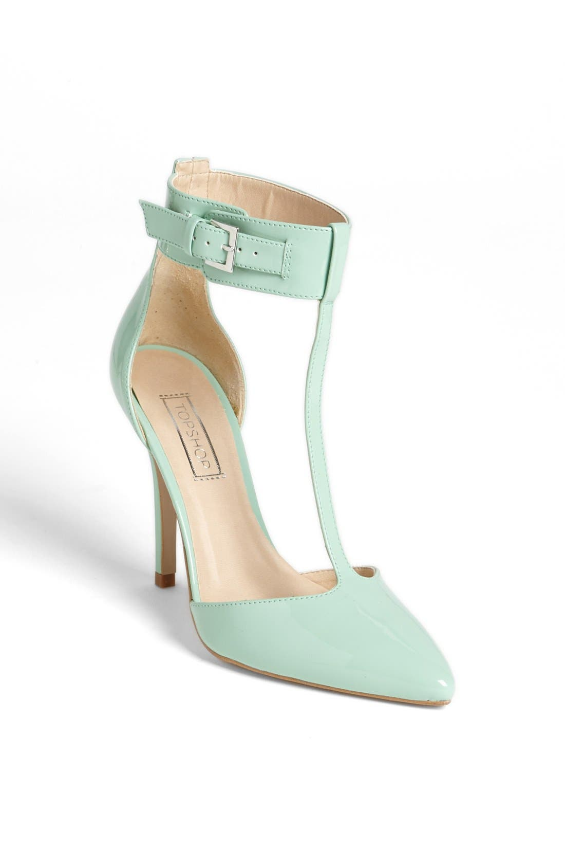 Alternate Image 1 Selected - Topshop 'Goslin' Pump